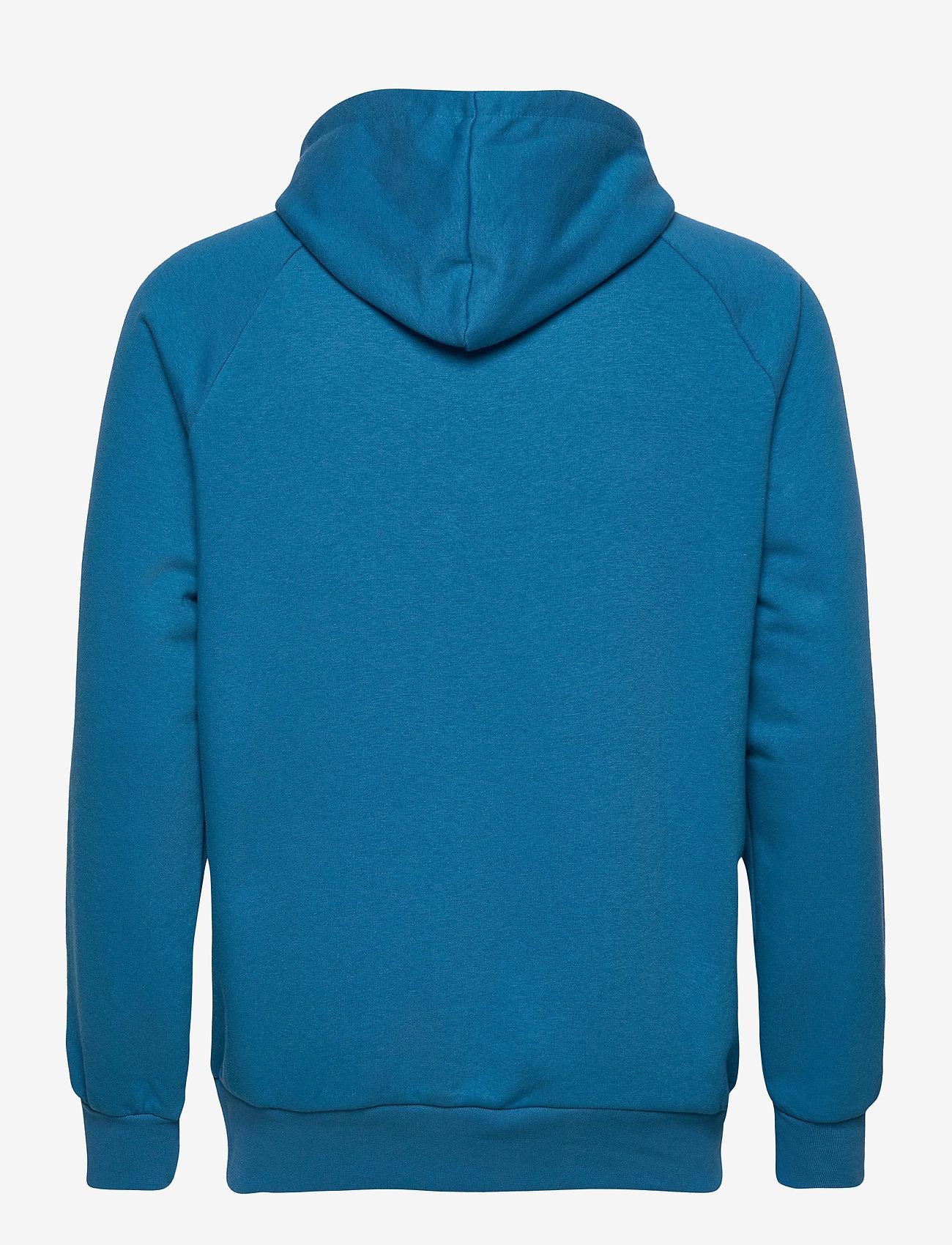 Hummel hmlISAM HOODIE - Sweatshirts BLUE SAPPHIRE - Menn Klær