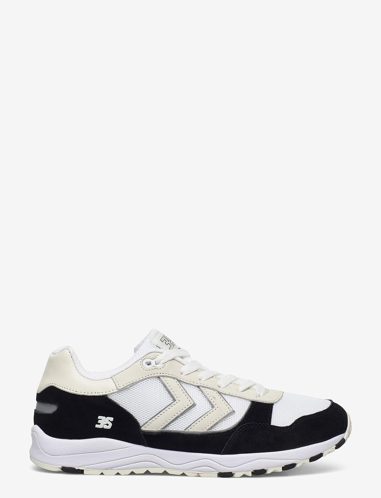 Hummel - 3-S SPORT SUEDE HIVE - laag sneakers - black - 0