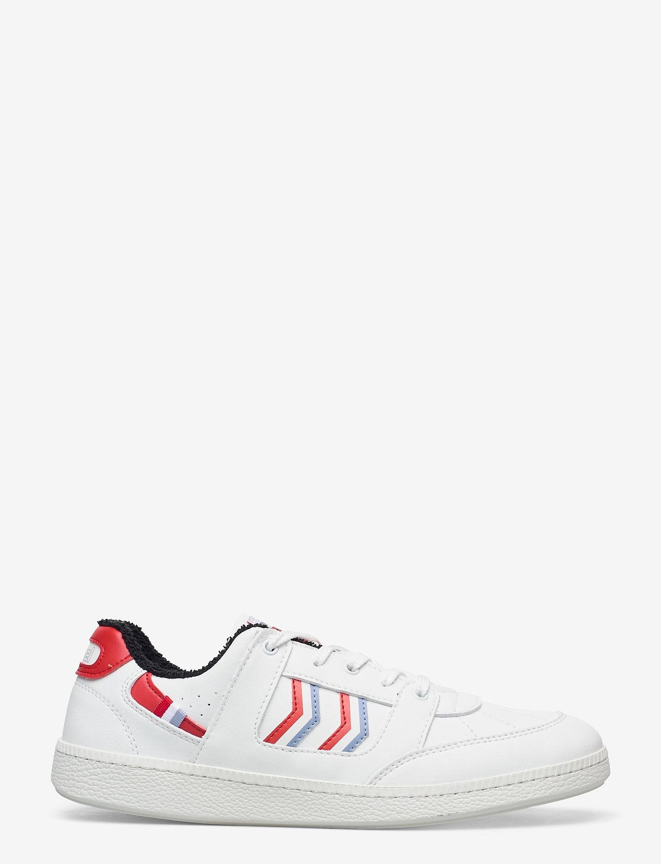 Hummel - SEOUL VEGAN ARCHIVE - laag sneakers - white/fiery red - 0