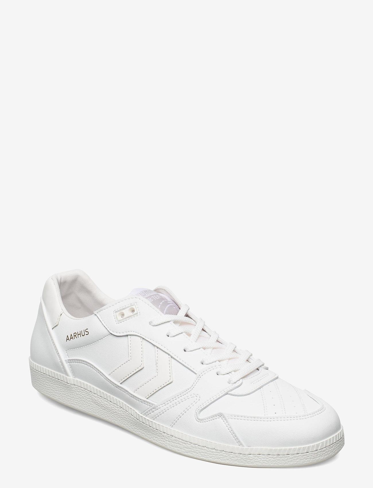 Hummel - HB TEAM VEGAN ARCHIVE - laag sneakers - white - 0