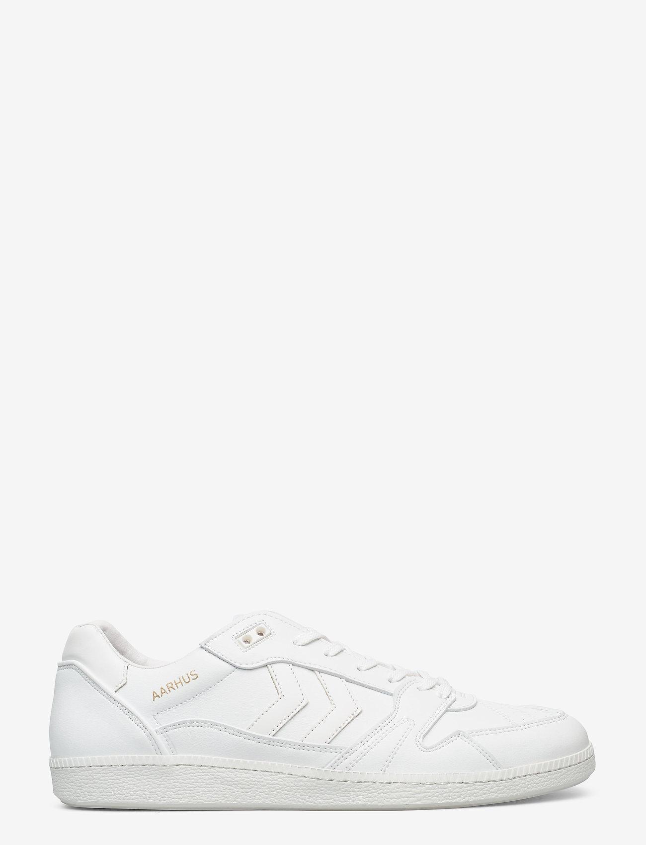 Hummel - HB TEAM VEGAN ARCHIVE - laag sneakers - white - 1