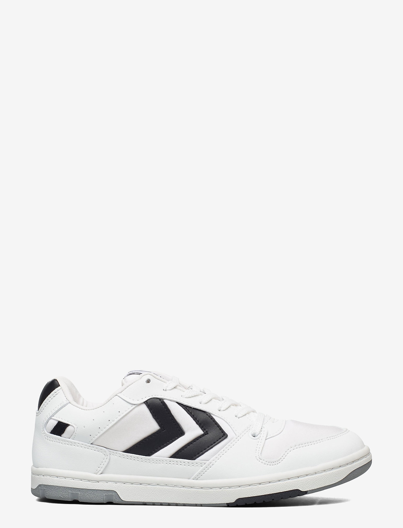 Hummel - POWER PLAY VEGAN ARCHIVE - laag sneakers - white/anthracite - 0
