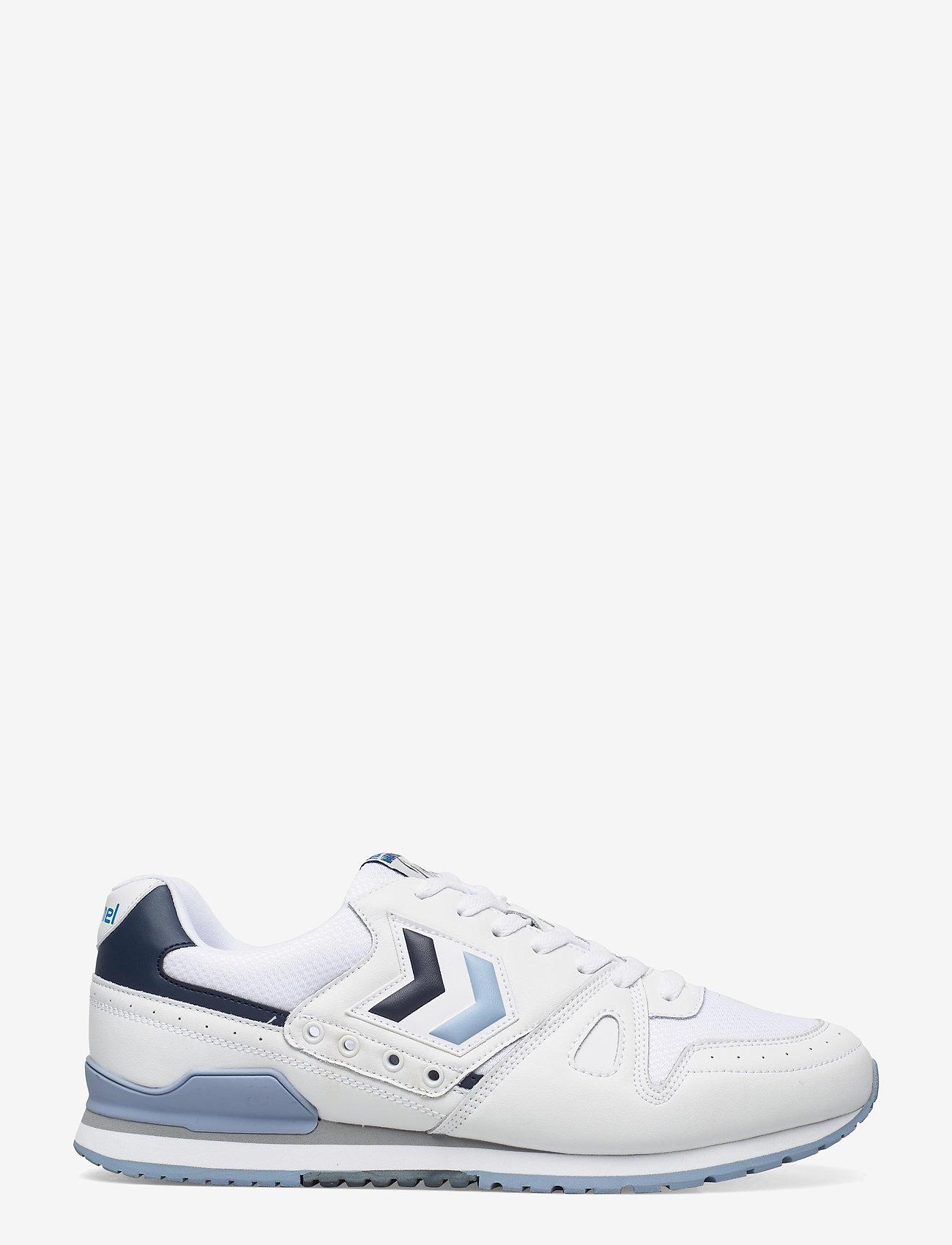 Hummel - MARATHONA VEGAN ARCHIVE - laag sneakers - black/white - 0