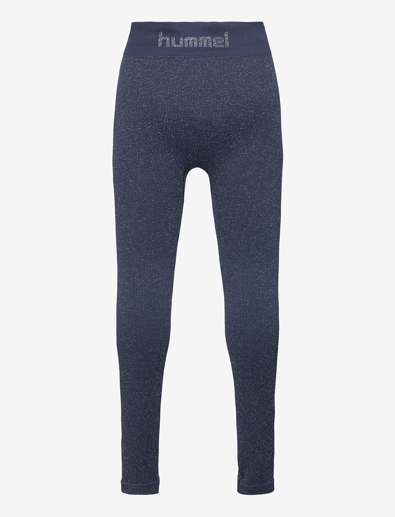 Hummel - hmlJULIA SEAMLESS TIGHTS - leggings - black iris - 1