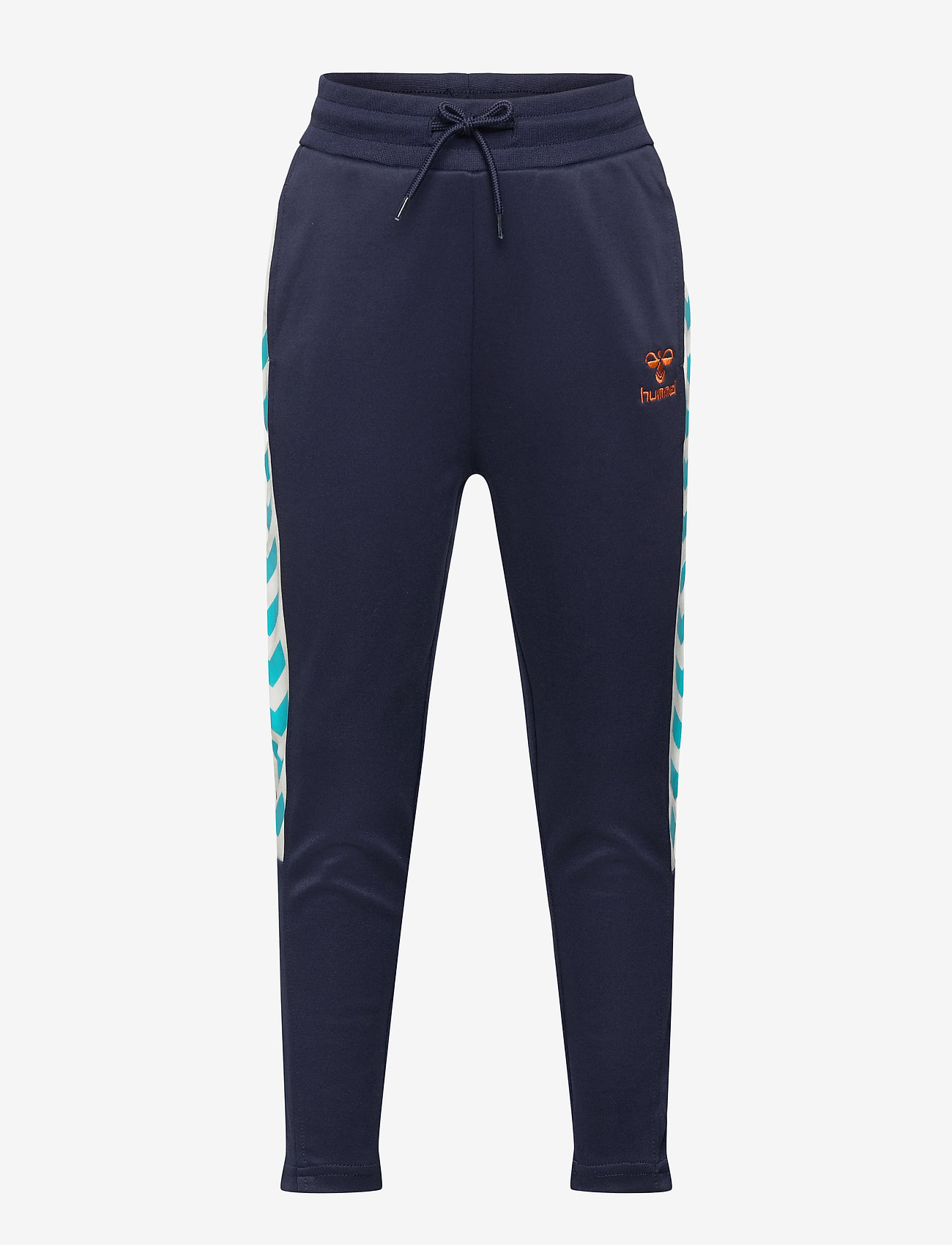 Hummel - hmlDENNIS PANTS - sweatpants - black iris - 0