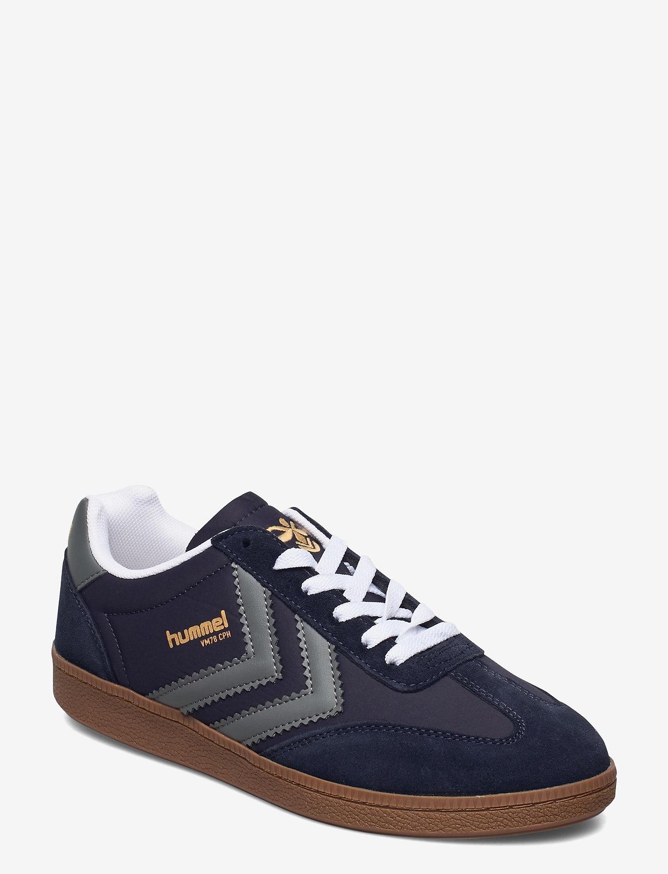 Hummel - VM78 CPH NYLON - laag sneakers - dress blue - 1