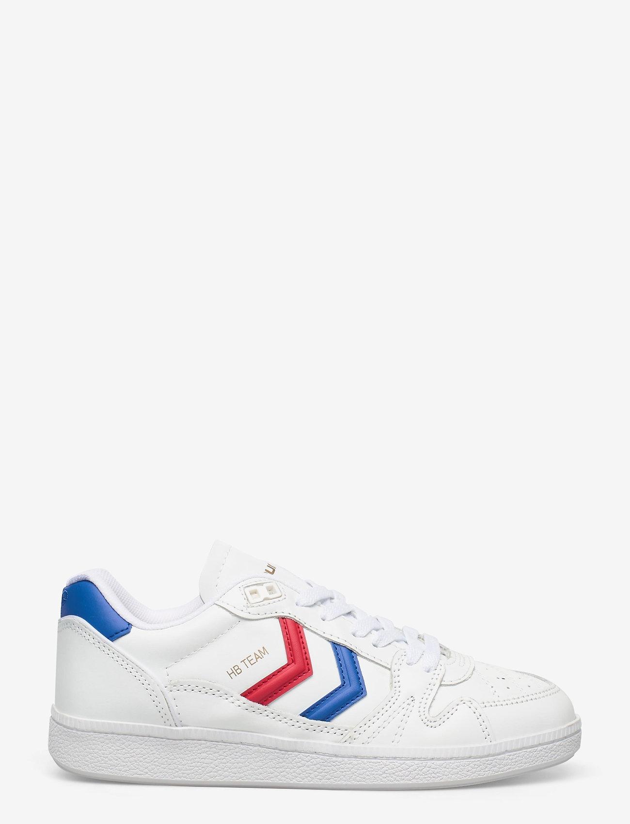 Hummel - HB TEAM OGC - laag sneakers - white - 1