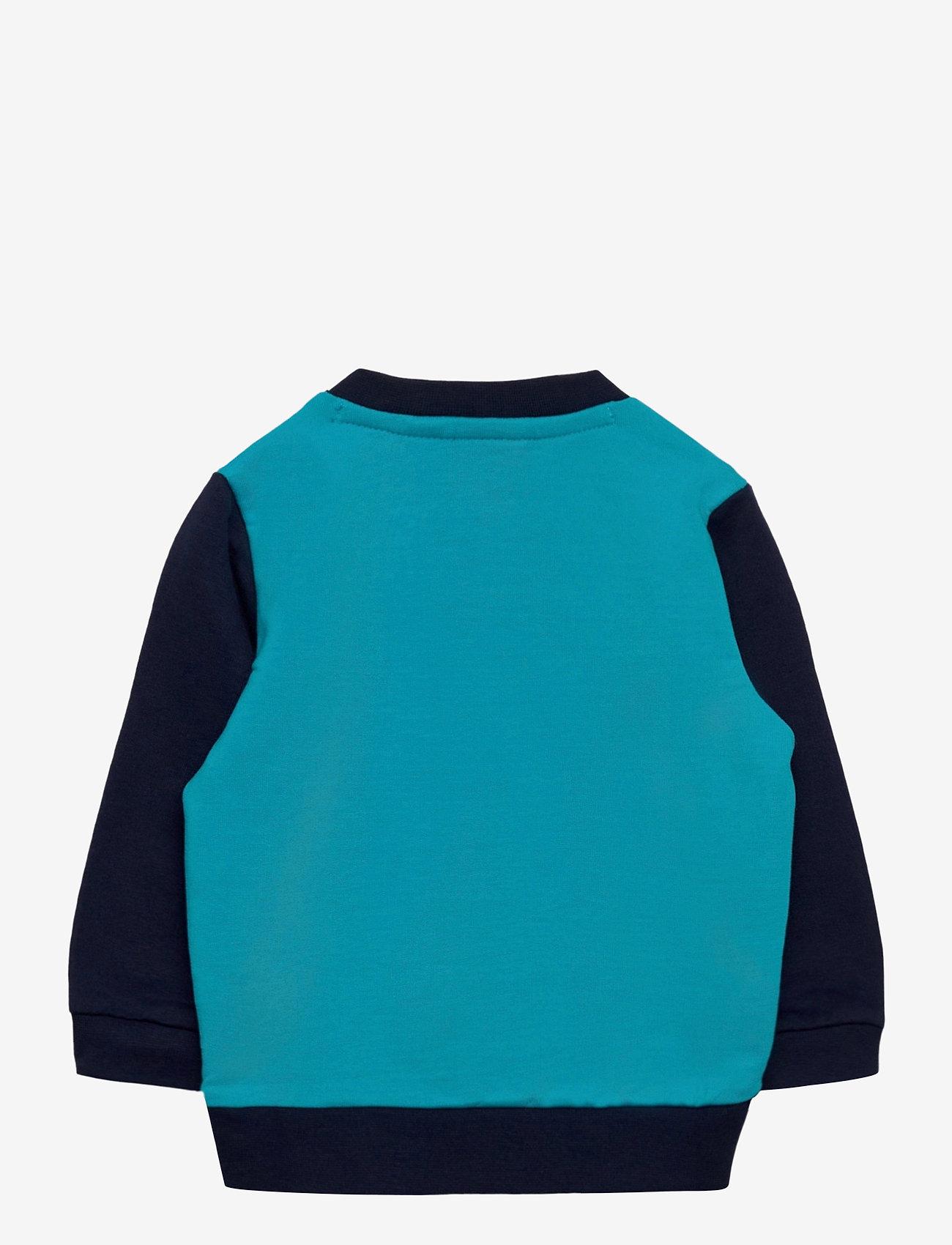 Hummel - hmlVILLADS SWEATSHIRT - sweatshirts - black iris - 1