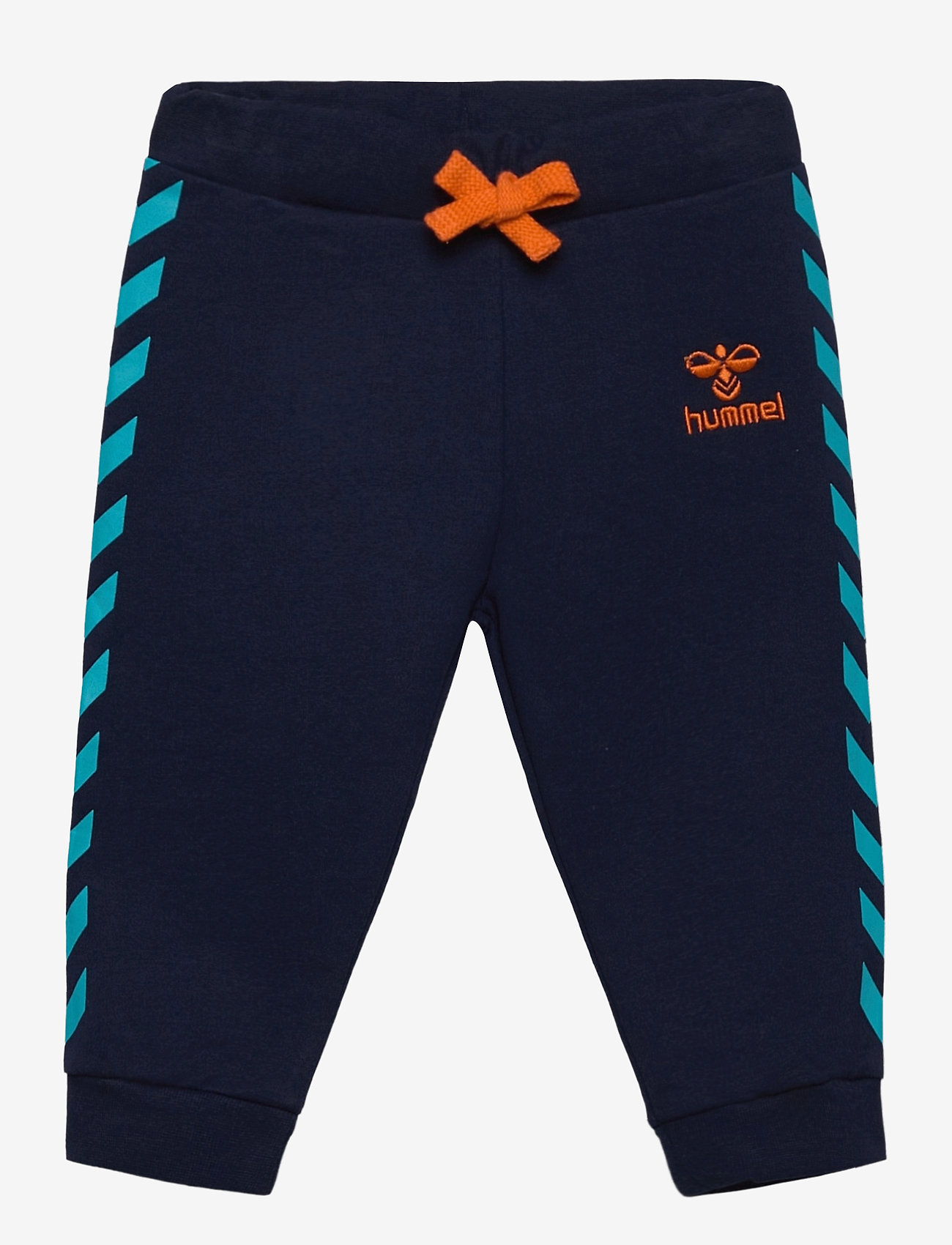 Hummel - hmlVILLADS PANTS - sweatpants - black iris - 0
