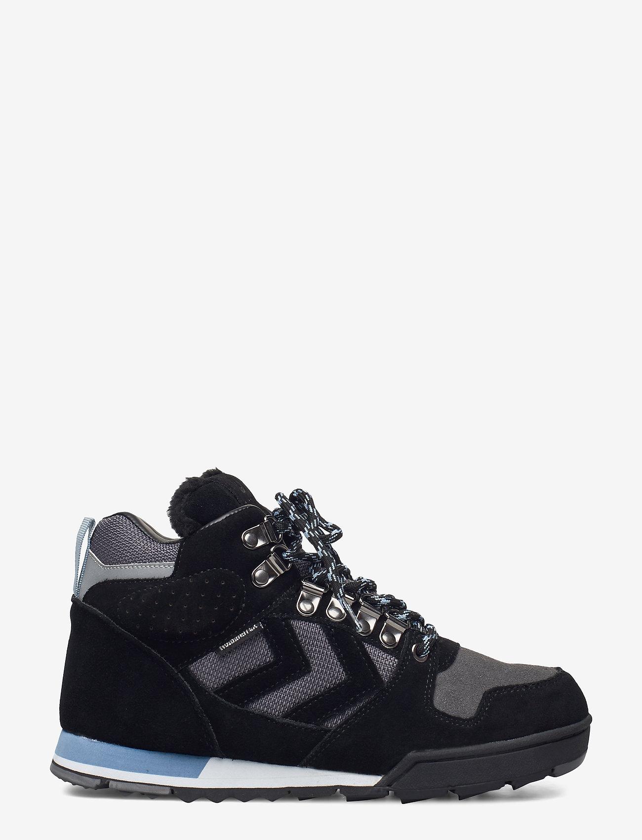 Hummel - NORDIC ROOTS FOREST MID - hoog sneakers - black - 0