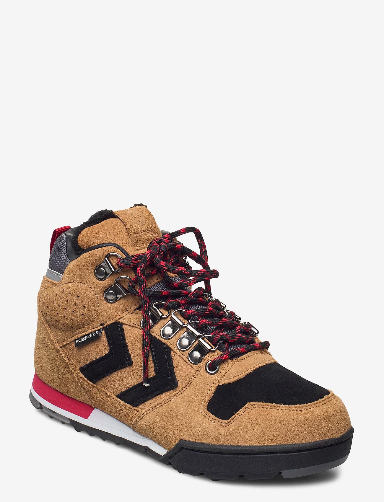Hummel - NORDIC ROOTS FOREST MID - hoog sneakers - sierra - 1