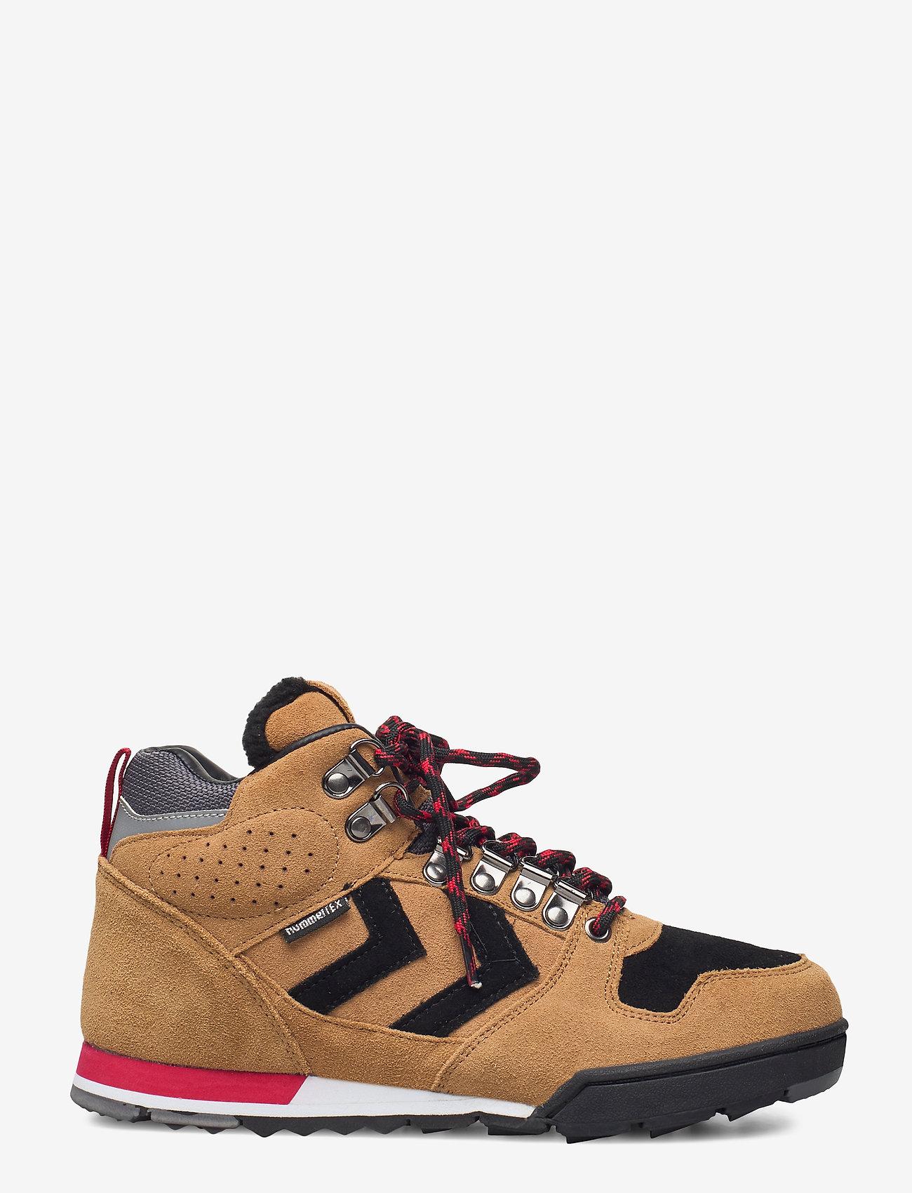 Hummel - NORDIC ROOTS FOREST MID - hoog sneakers - sierra - 0