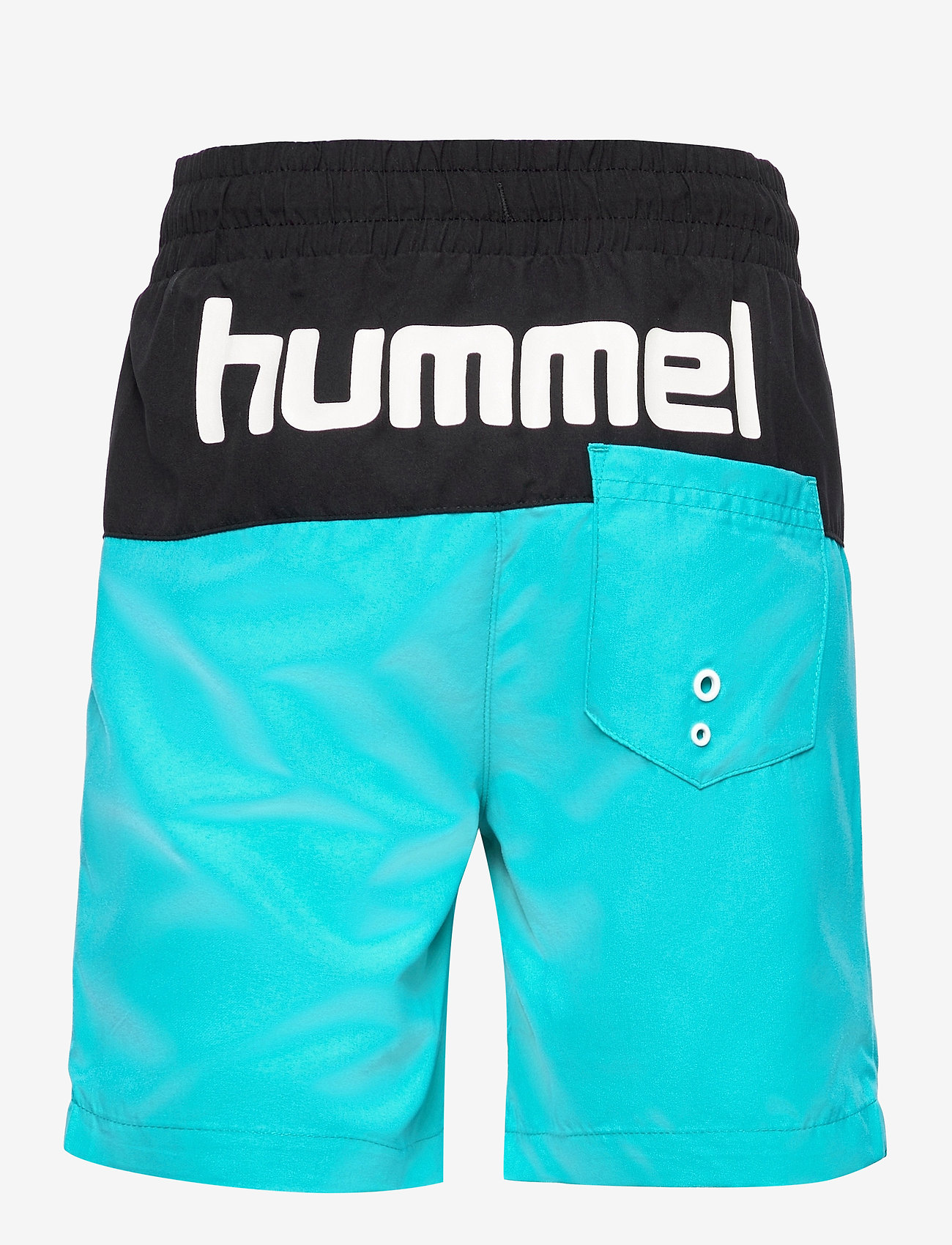 Hummel - hmlGARNER BOARD SHORTS - bademode - scuba blue - 1