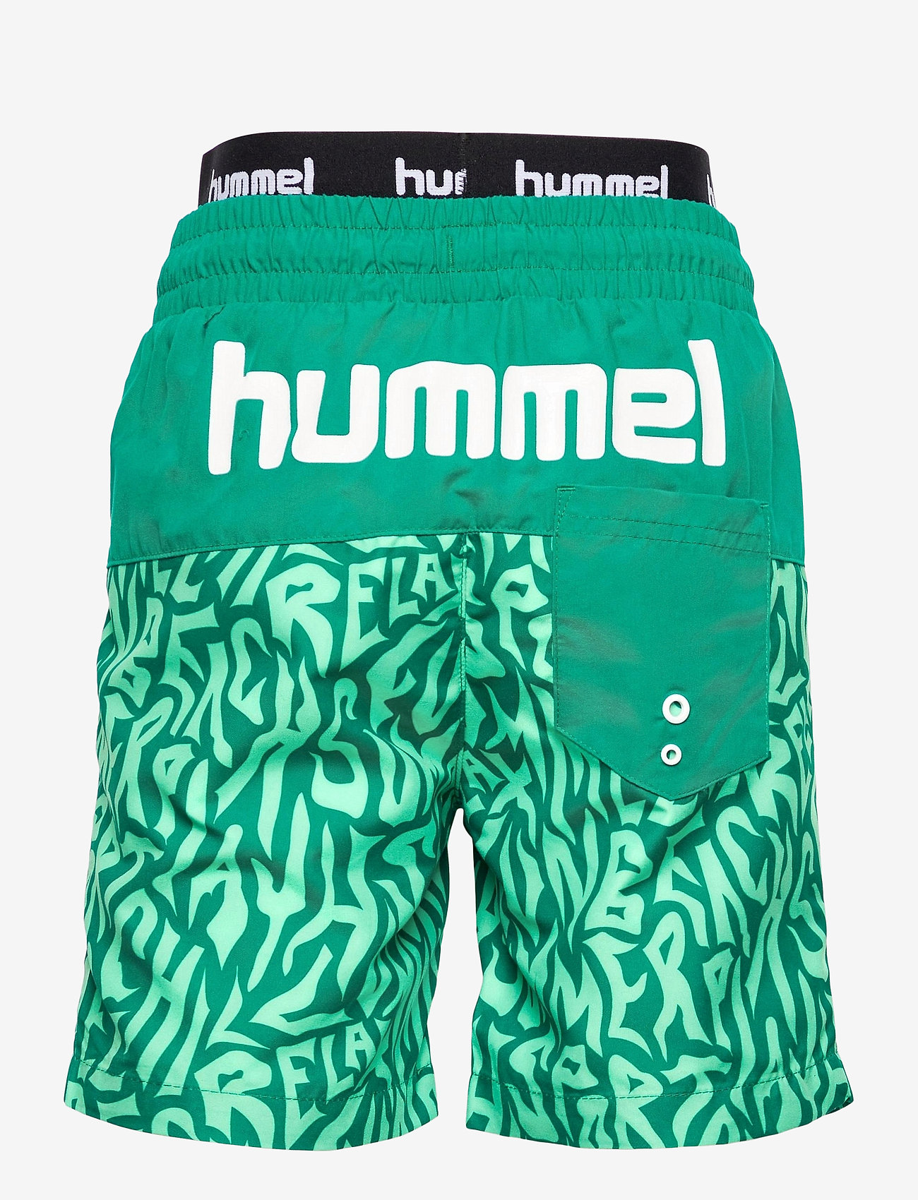 Hummel - hmlGARNER BOARD SHORTS - bademode - ultramarine green - 1