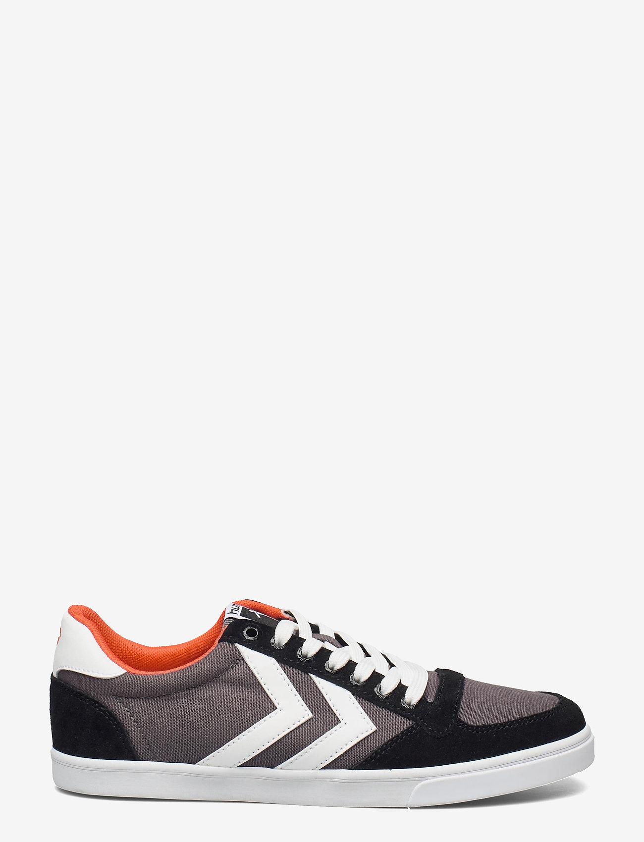 Hummel - SLIMMER STADIL LOW - laag sneakers - black - 0