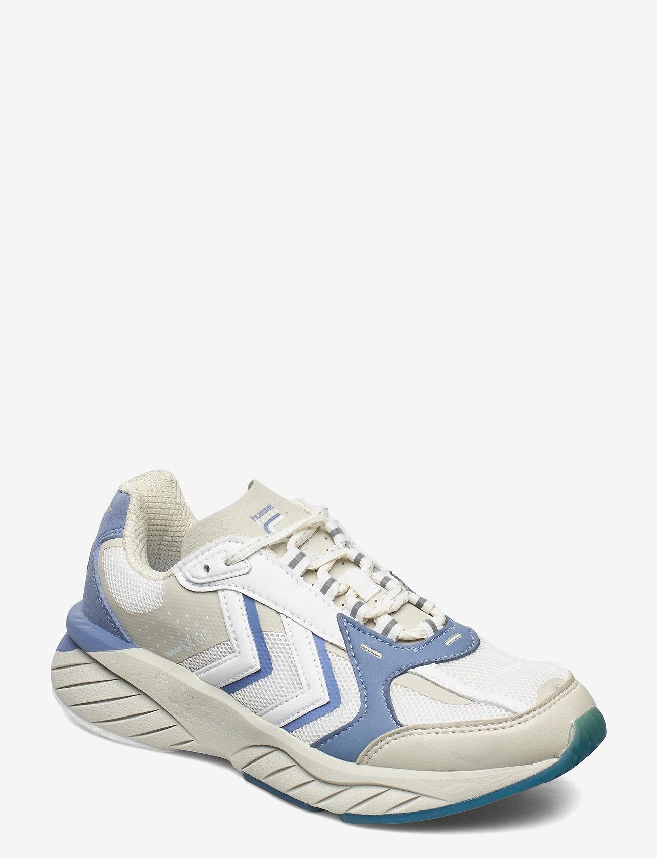 Hummel - REACH LX 3000 - laag sneakers - bone white - 1