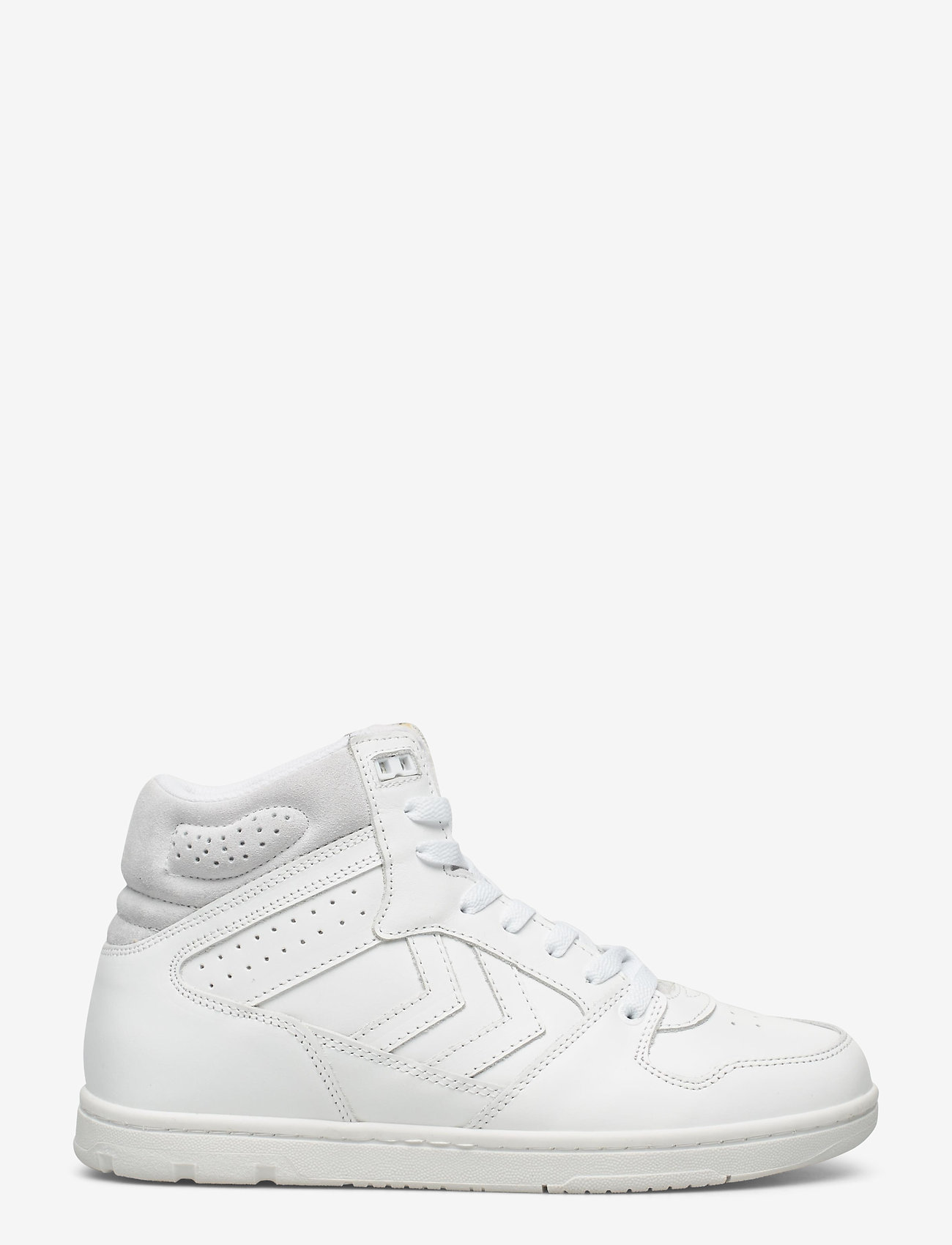 Hummel - POWER PLAY MID - laag sneakers - white - 0