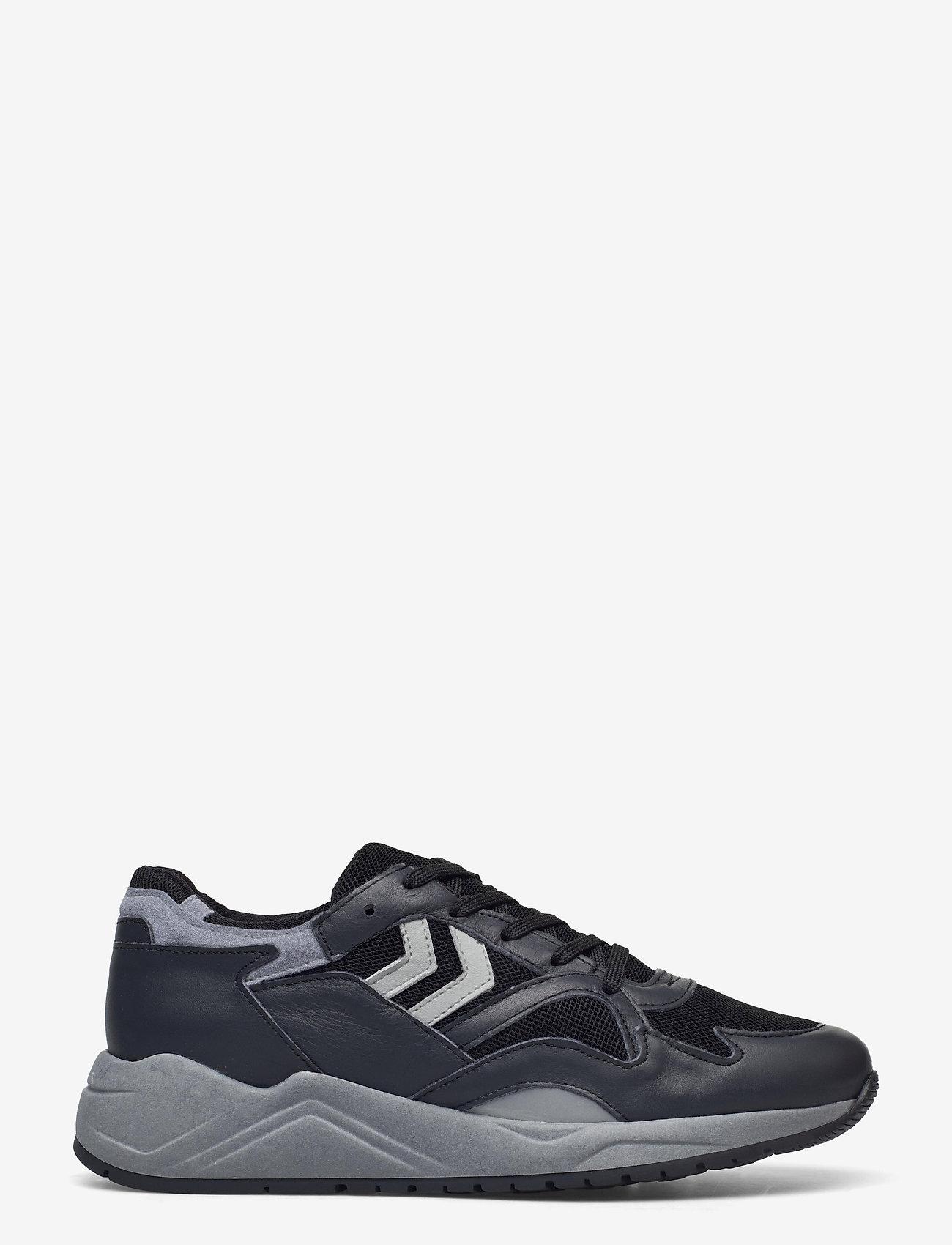 Hummel - EDMONTON HIVE - laag sneakers - black - 1