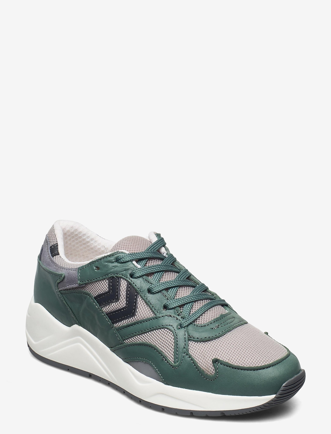 Hummel - EDMONTON HIVE - laag sneakers - dusty olive - 1