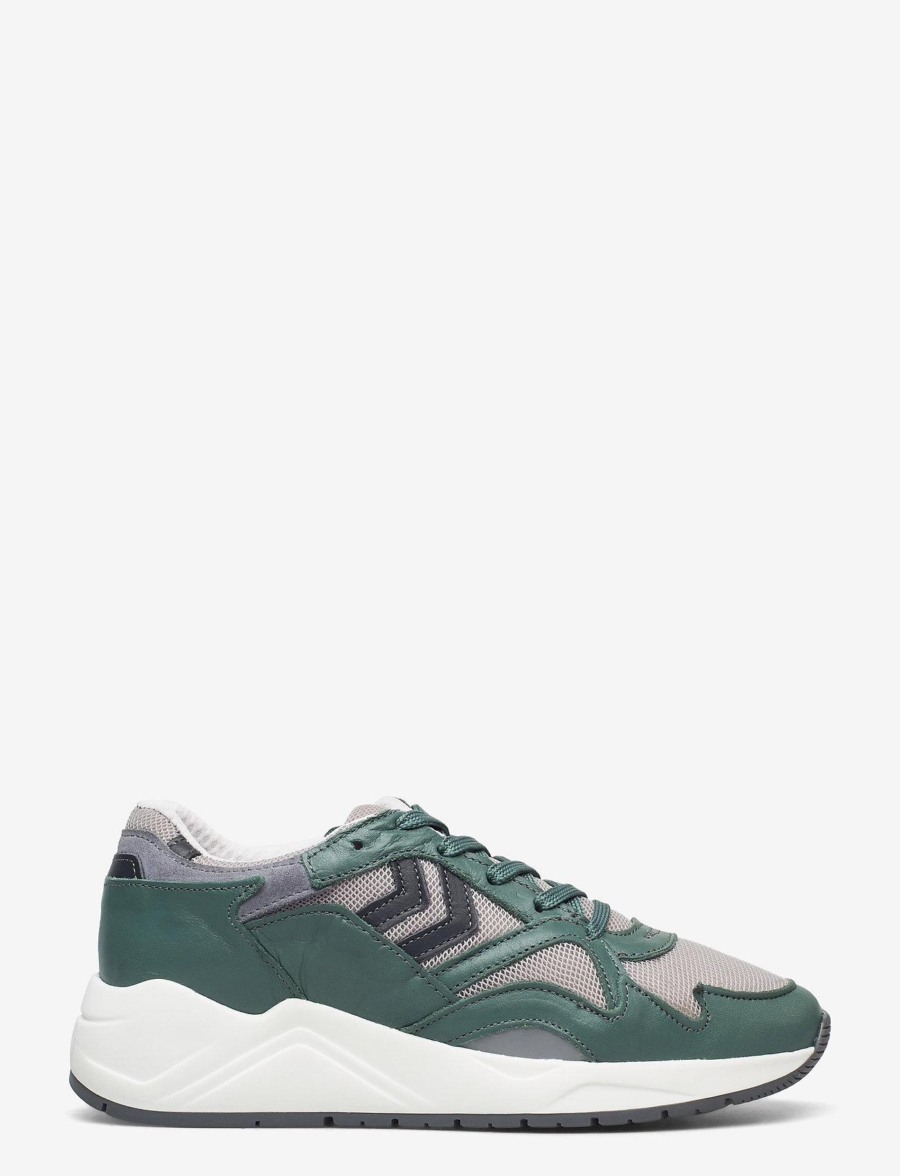 Hummel - EDMONTON HIVE - laag sneakers - dusty olive - 0
