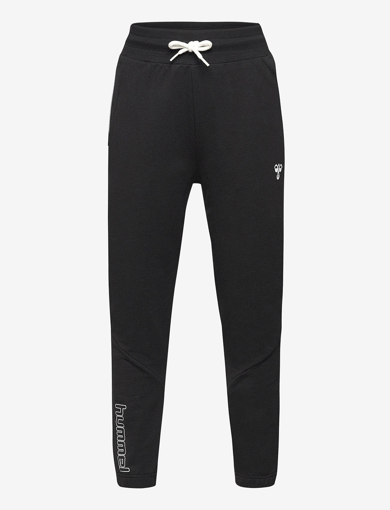 Hummel - hmlNUEVE PANTS - sweatpants - black - 0