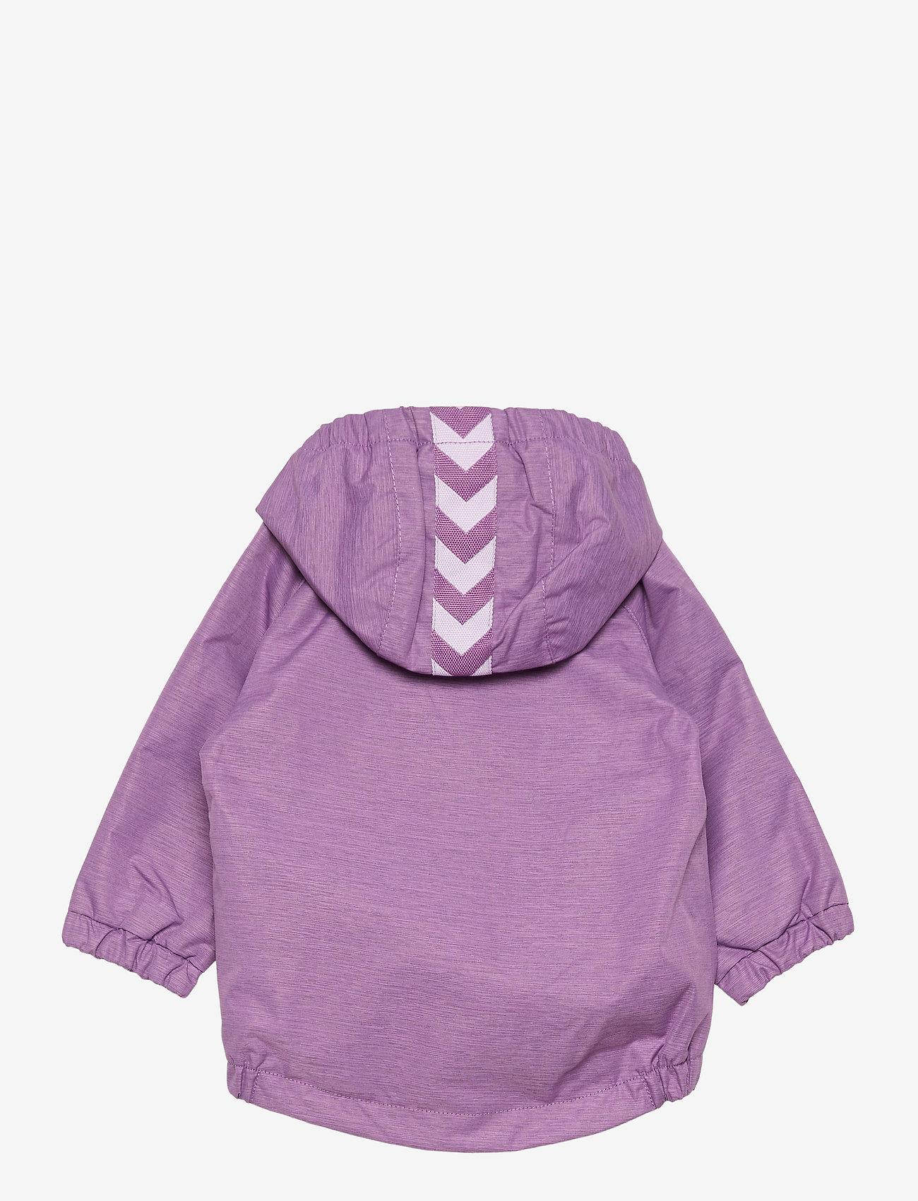 Hummel - hmlBASSA JACKET - softshell jacket - chinese violet - 1