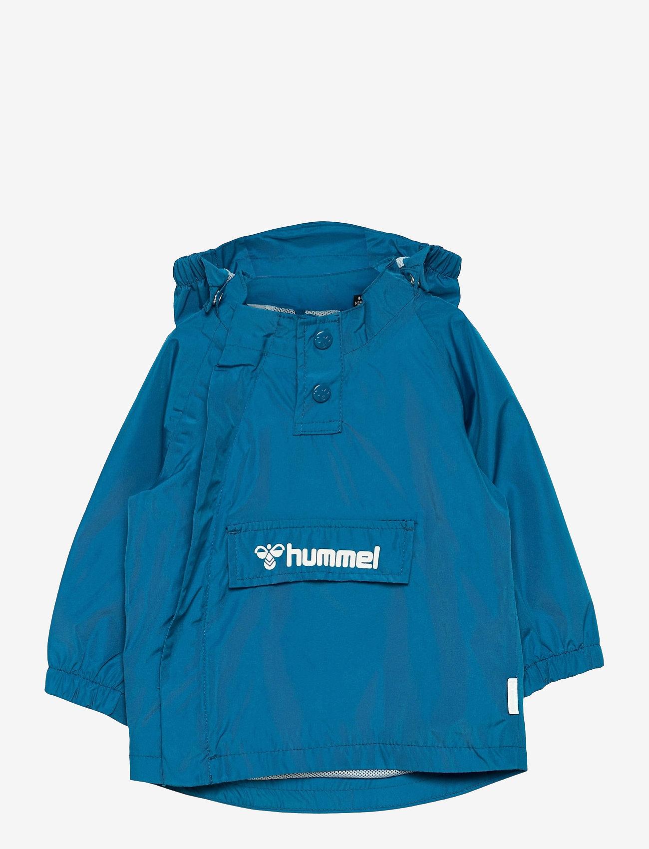 Hummel - hmlOJO JACKET - light jackets - mykonos blue - 0