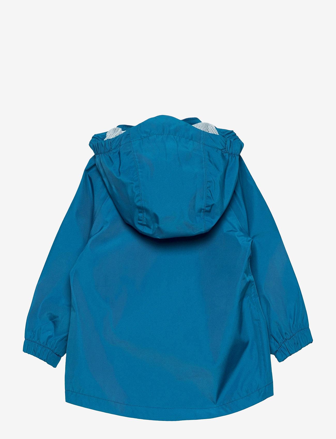 Hummel - hmlOJO JACKET - light jackets - mykonos blue - 1