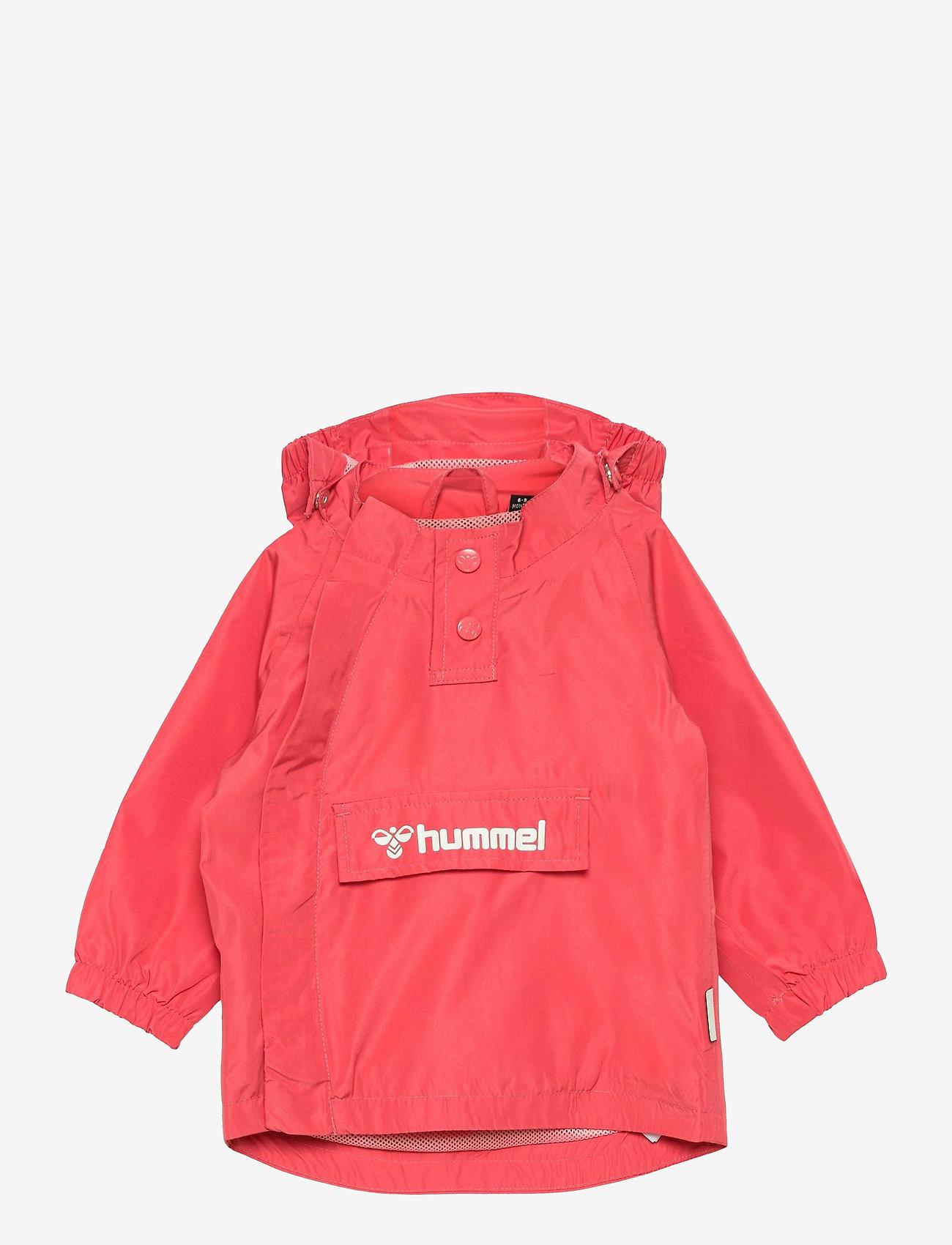 Hummel - hmlOJO JACKET - light jackets - tea rose - 0