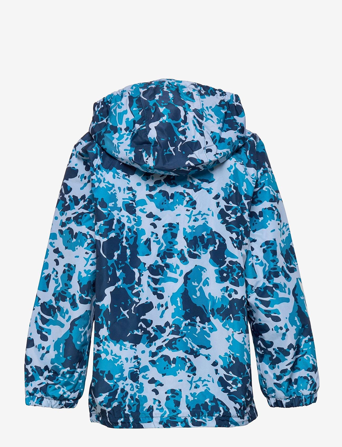 Hummel - hmlLAPLI JACKET - shell & rain jackets - mykonos blue - 1