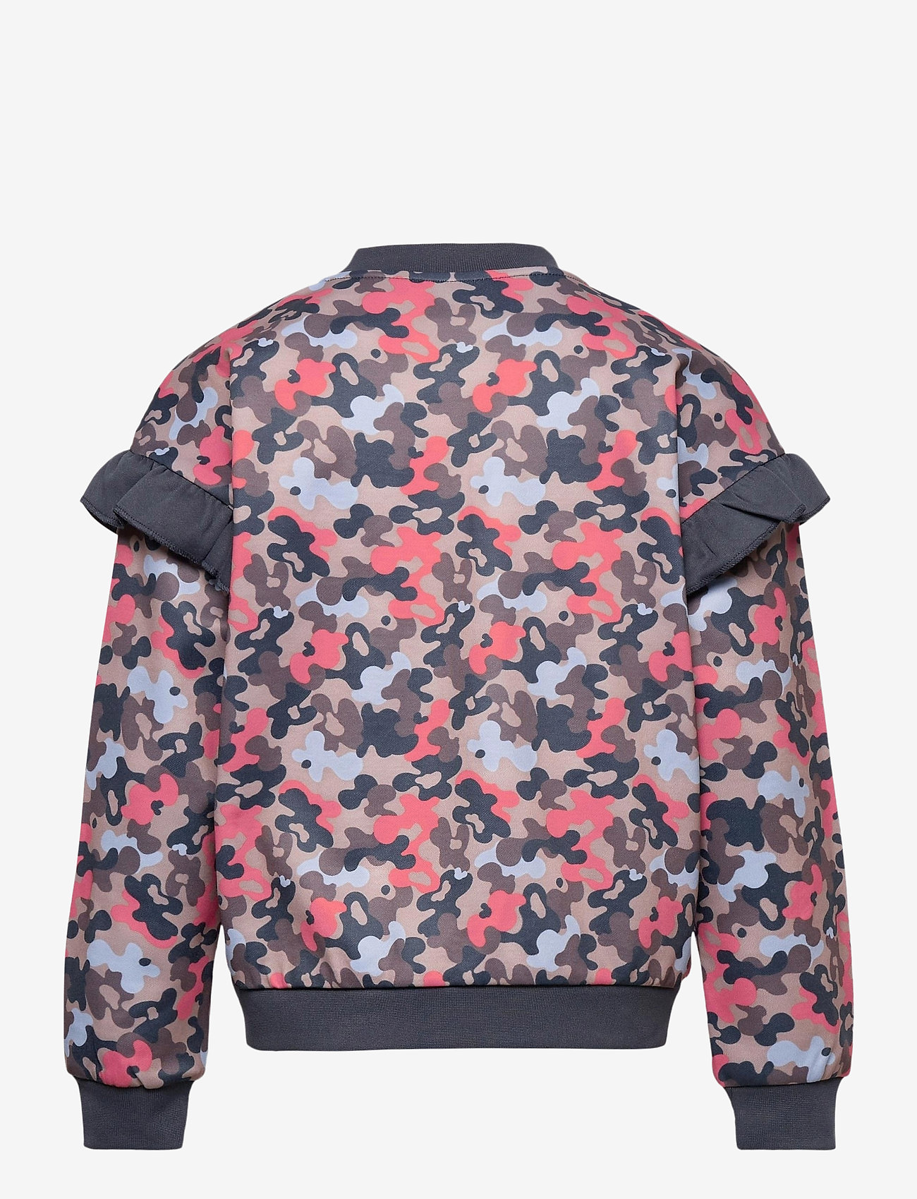 Hummel - hmlPUFF ZIP JACKET - sweatshirts - ombre blue - 1