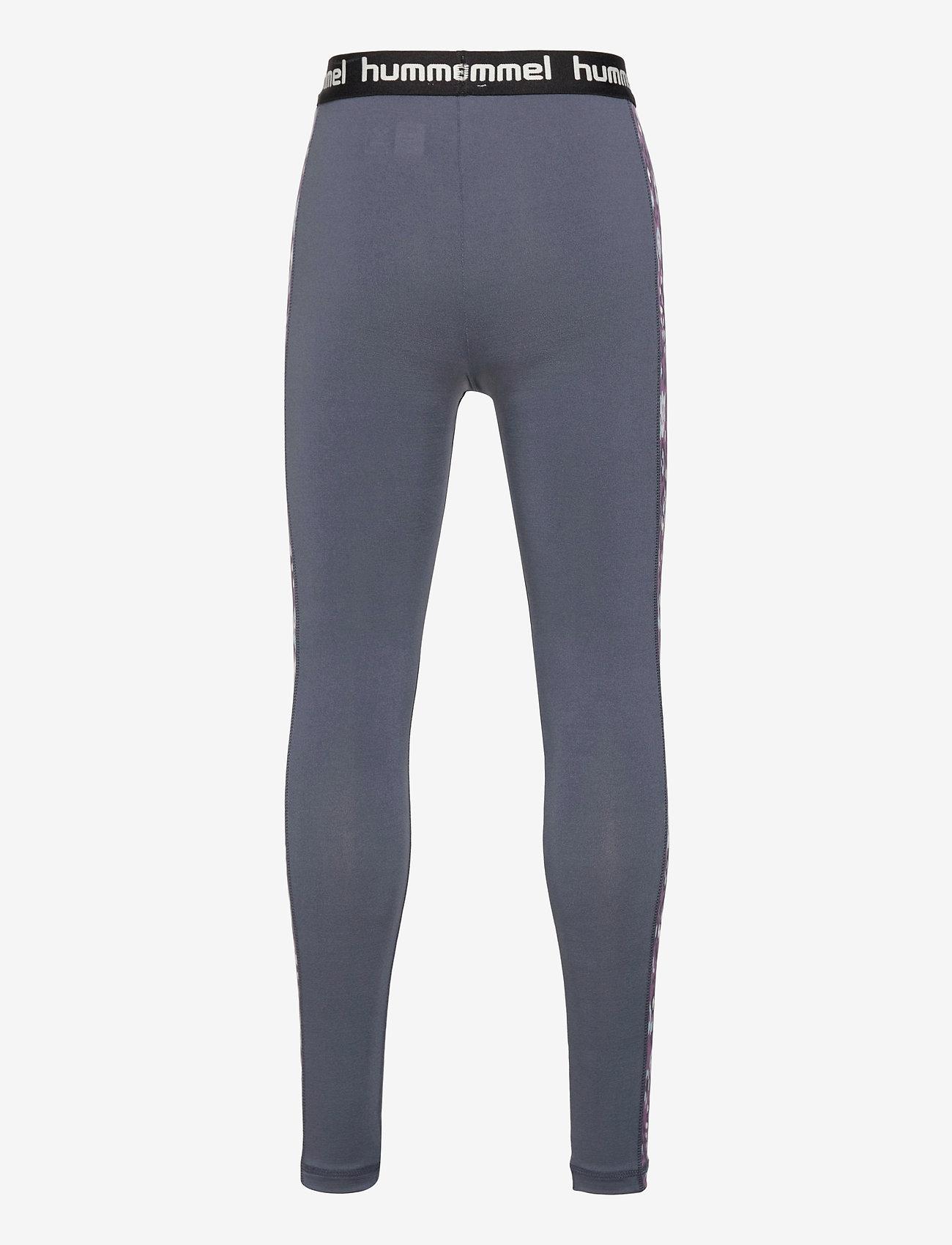 Hummel - hmlNANNA TIGHTS - leggings - ombre blue - 1