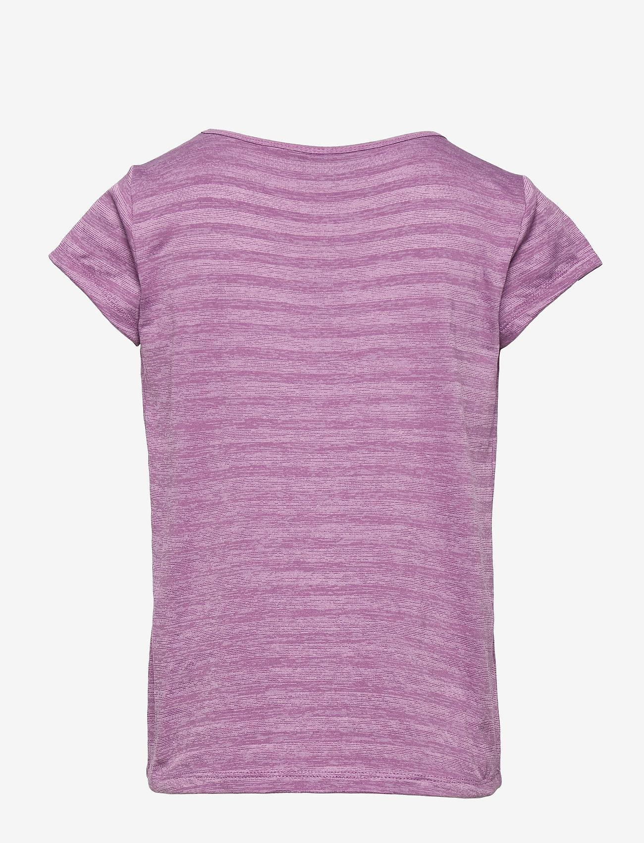 Hummel - hmlSUTKIN T-SHIRT S/S - short-sleeved - chinese violet - 1