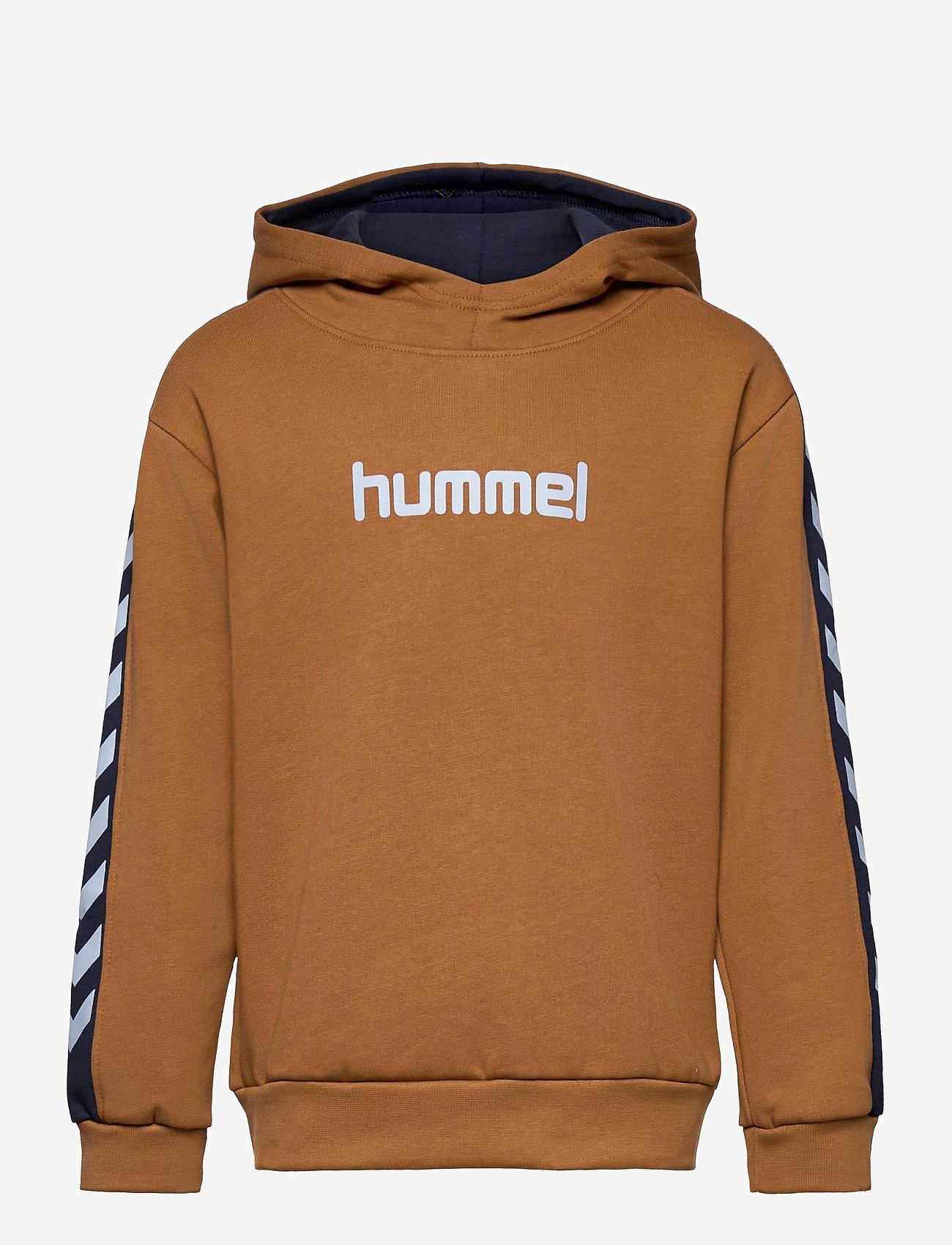 Hummel - hmlTAKAO HOODIE - hoodies - rubber - 0