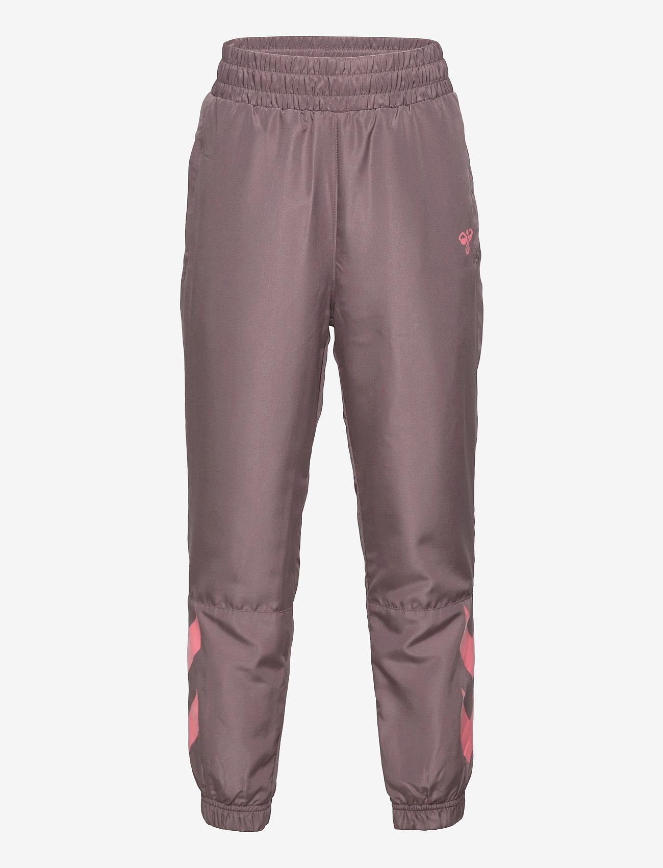 Hummel - hmlSPOT PANTS - sweatpants - sparrow - 0