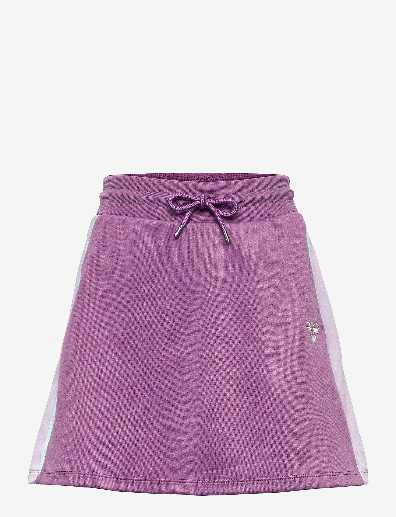 Hummel - hmlJEWEL SKIRT - röcke - chinese violet - 0