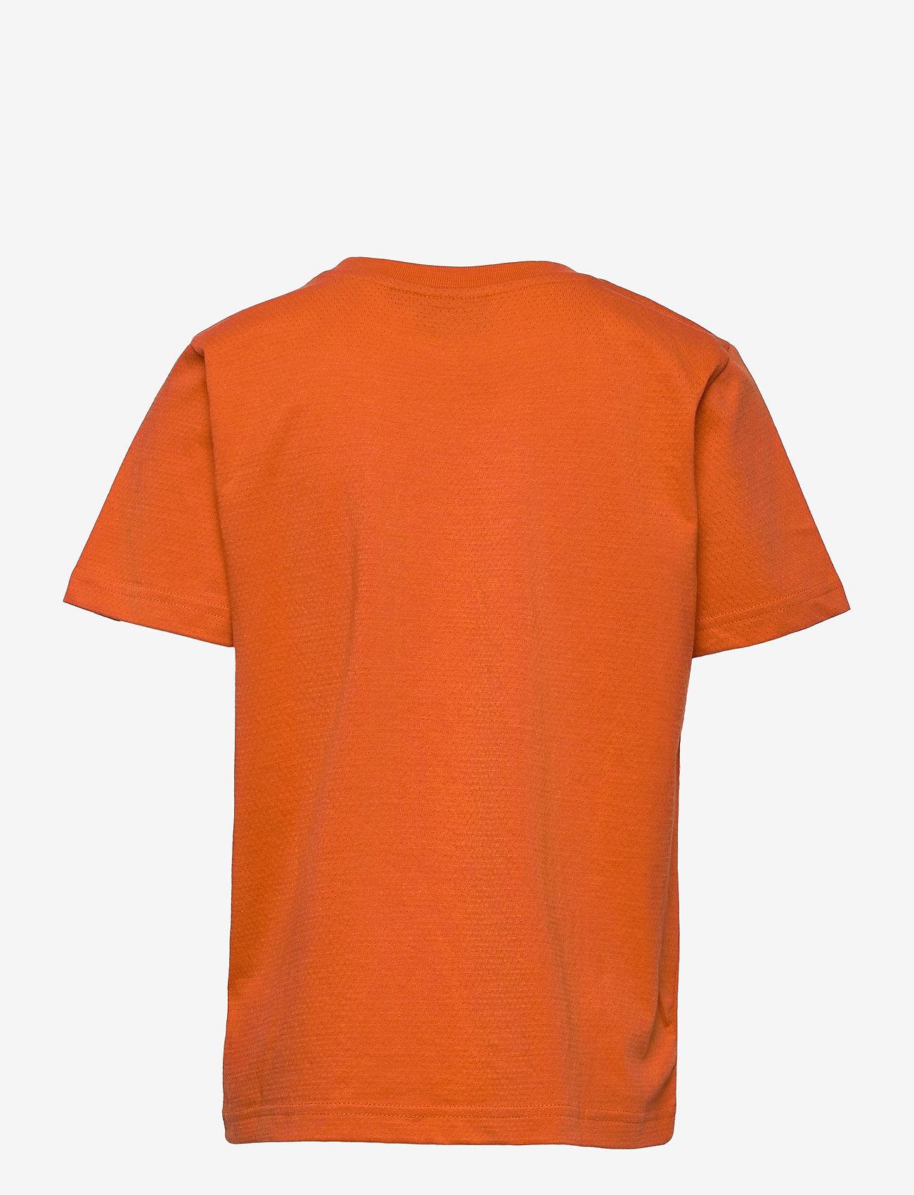 Hummel - hmlTUPAC T-SHIRT L/S - short-sleeved - koi - 1