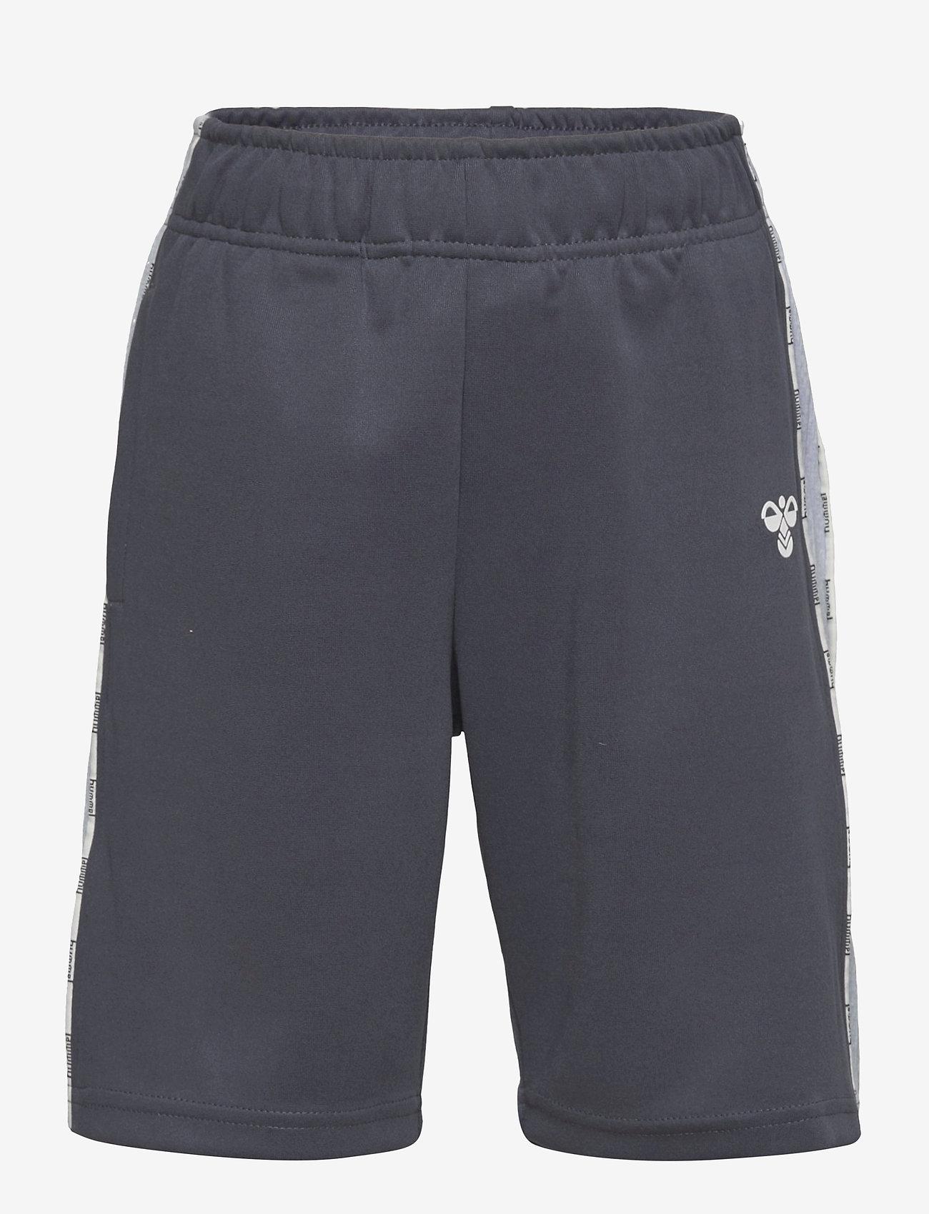 Hummel - hmlJOBSE SHORTS - shorts - ombre blue - 0