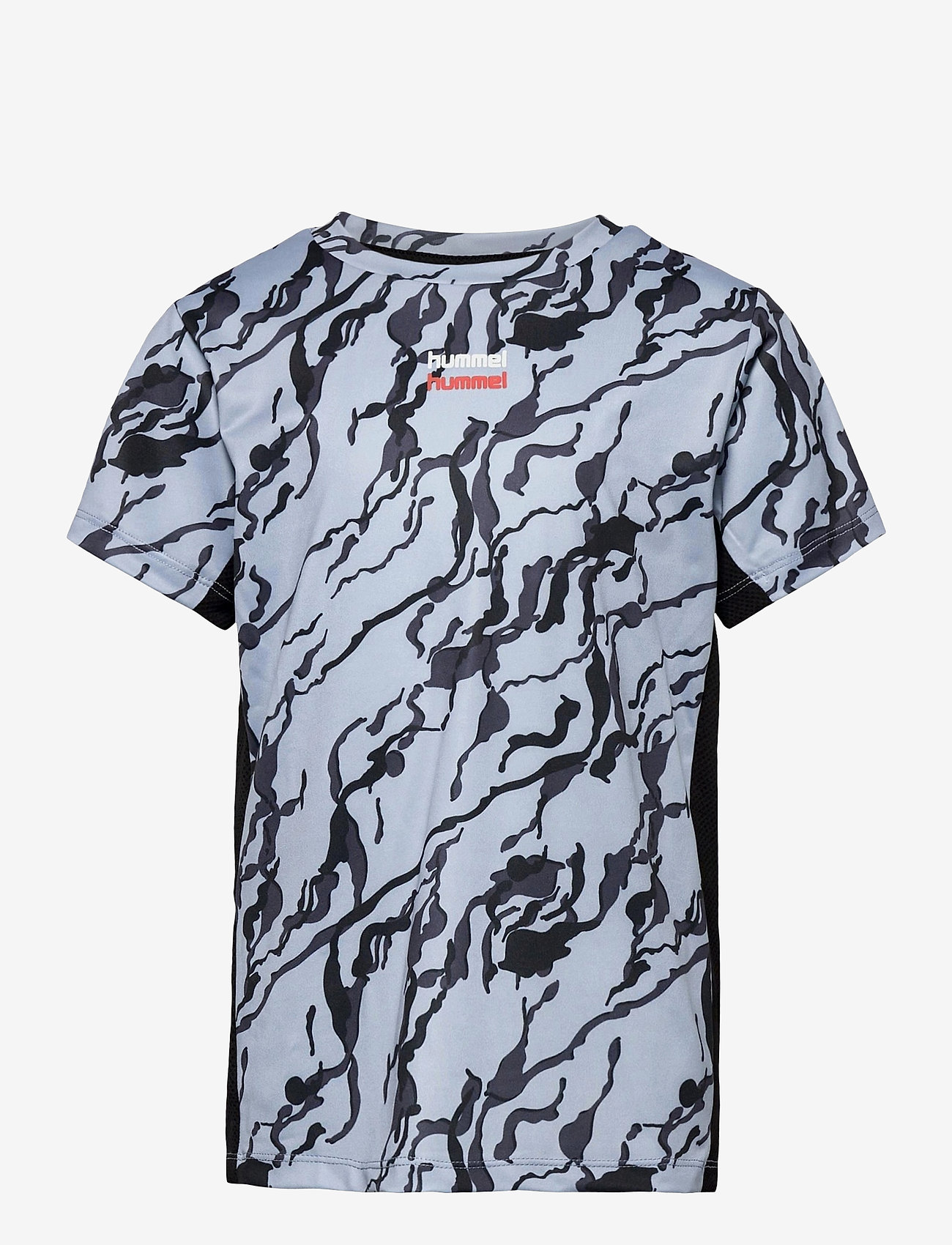 Hummel - hmlNOAH T-SHIRT S/S - short-sleeved - blue fog - 0
