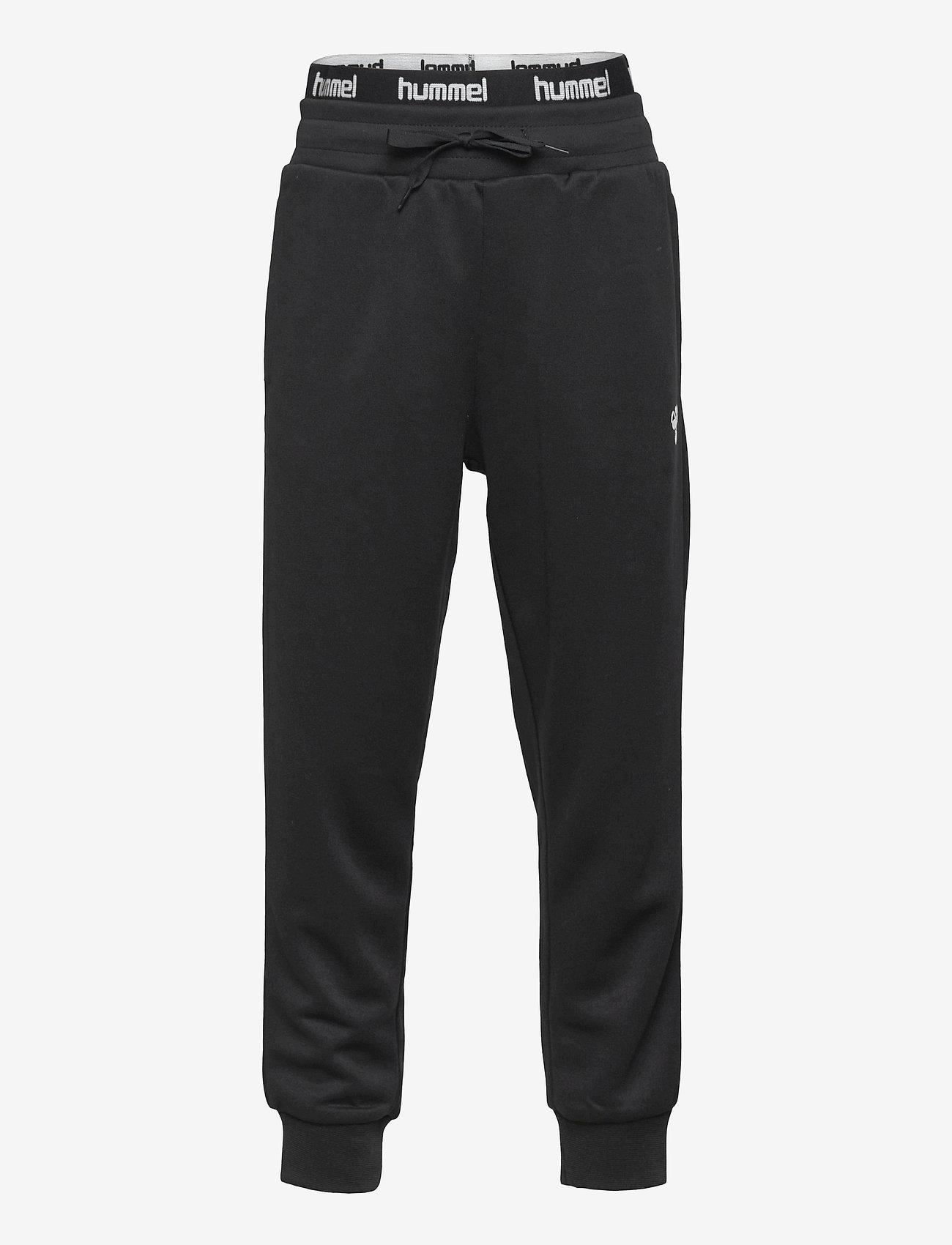 Hummel - hmlNILAR PANTS - sweatpants - black - 0