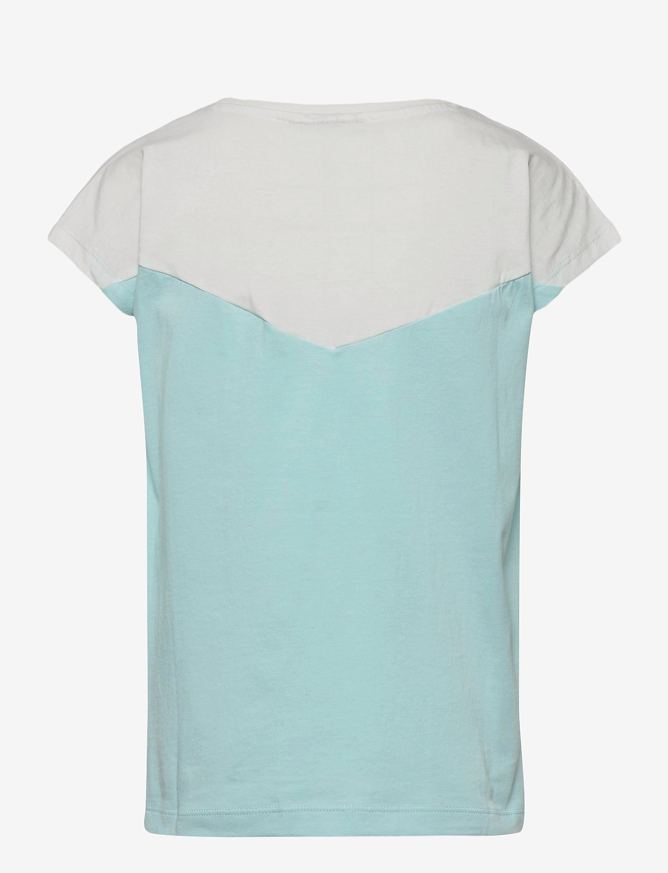 Hummel - hmlCIETE T-SHIRT S/S - short-sleeved - blue tint - 1