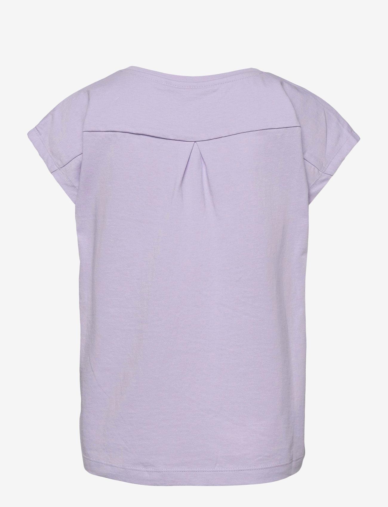 Hummel - hmlDIEZ T-SHIRT S/S - short-sleeved - pastel lilac - 1