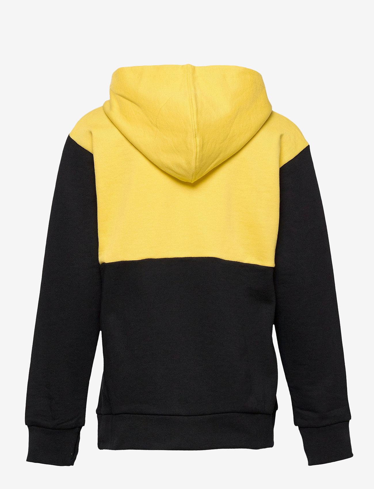 Hummel - hmlMORTEN HOODIE - hoodies - maize - 1