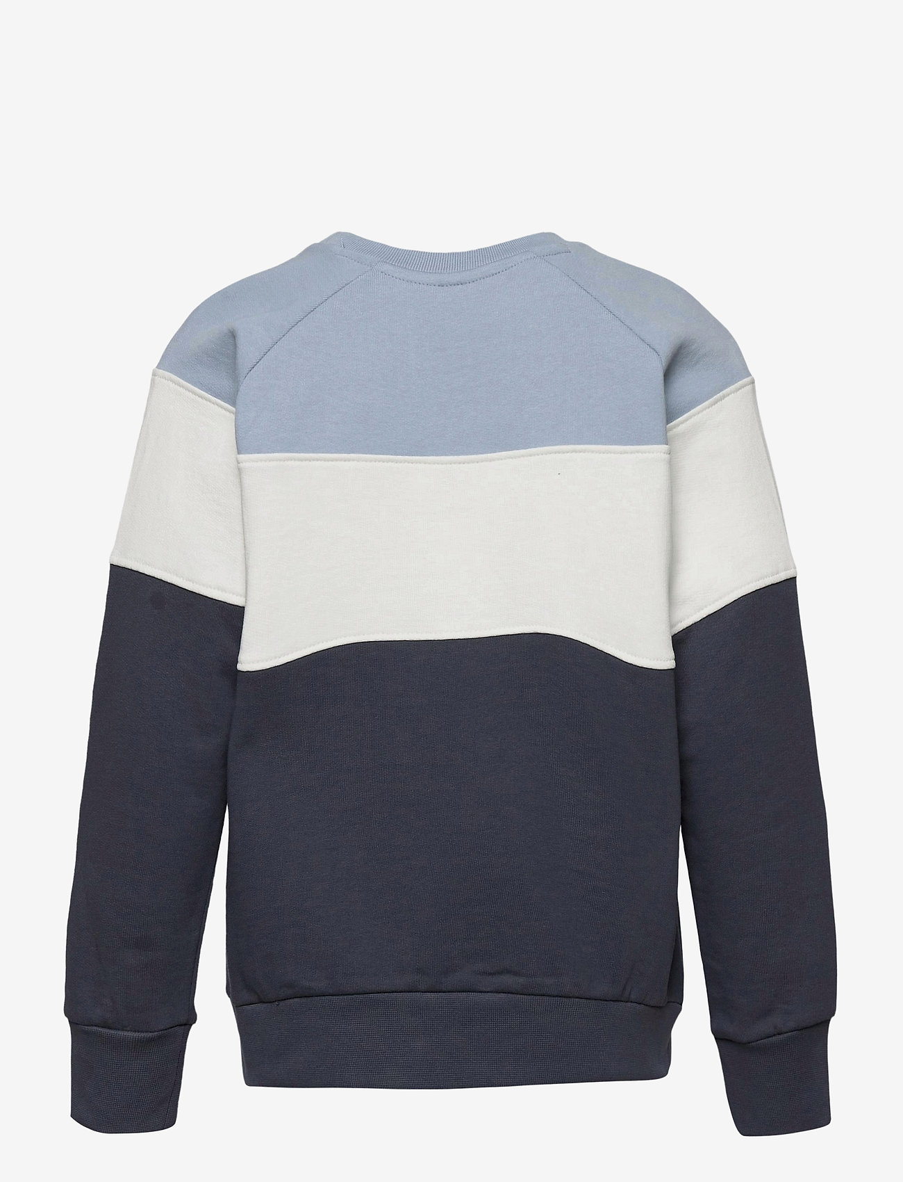 Hummel - hmlCLAES SWEATSHIRT - sweatshirts - blue fog - 1