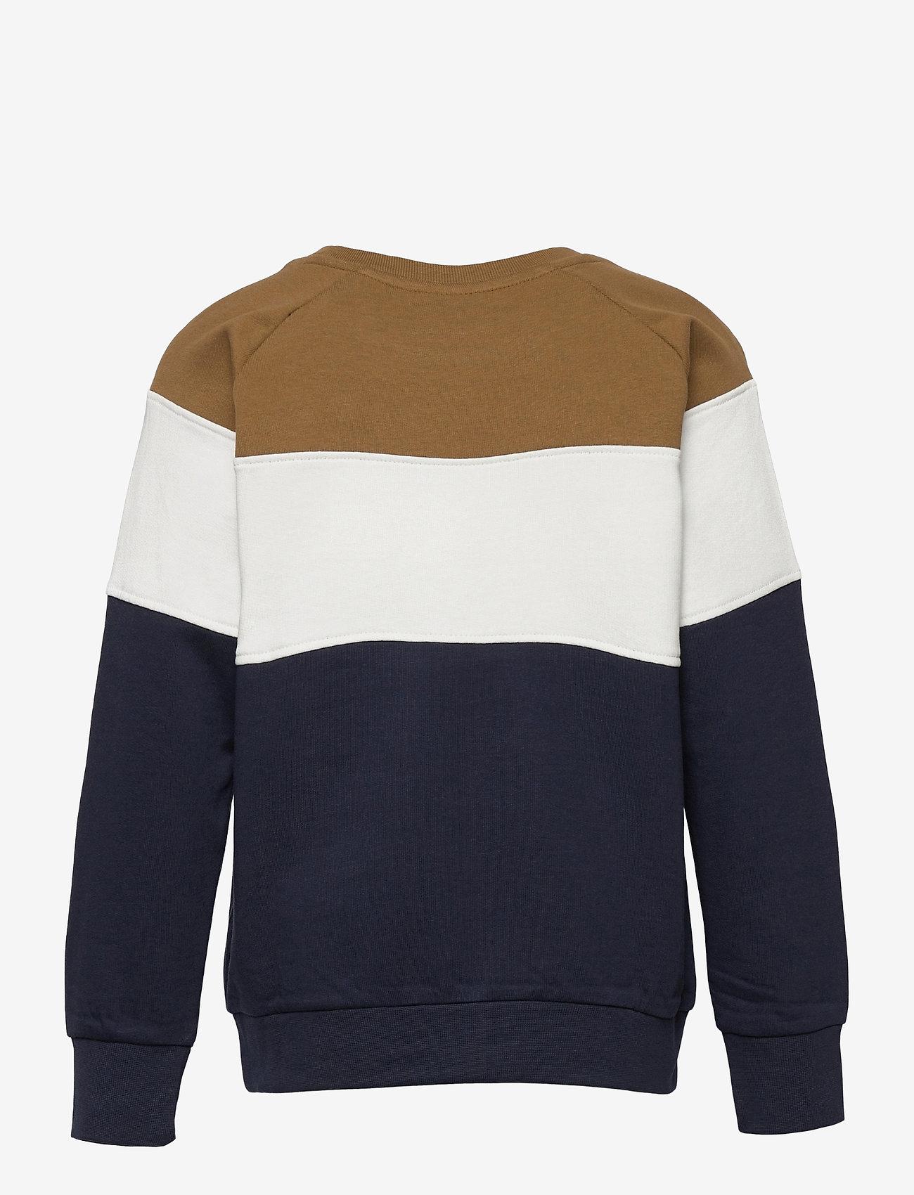 Hummel - hmlCLAES SWEATSHIRT - sweatshirts - rubber - 1