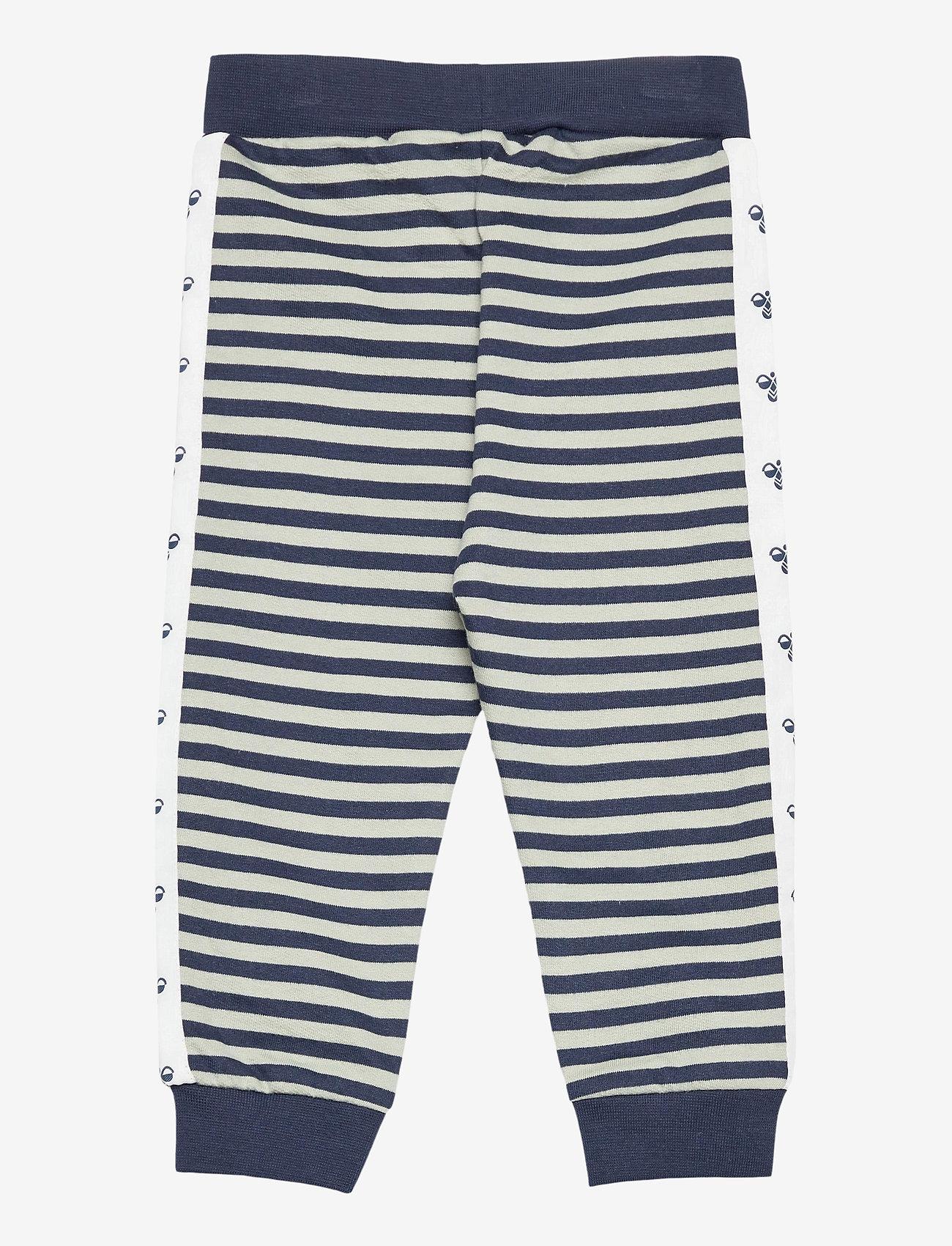 Hummel - hmlVILLUM PANTS - sweatpants - black iris - 1