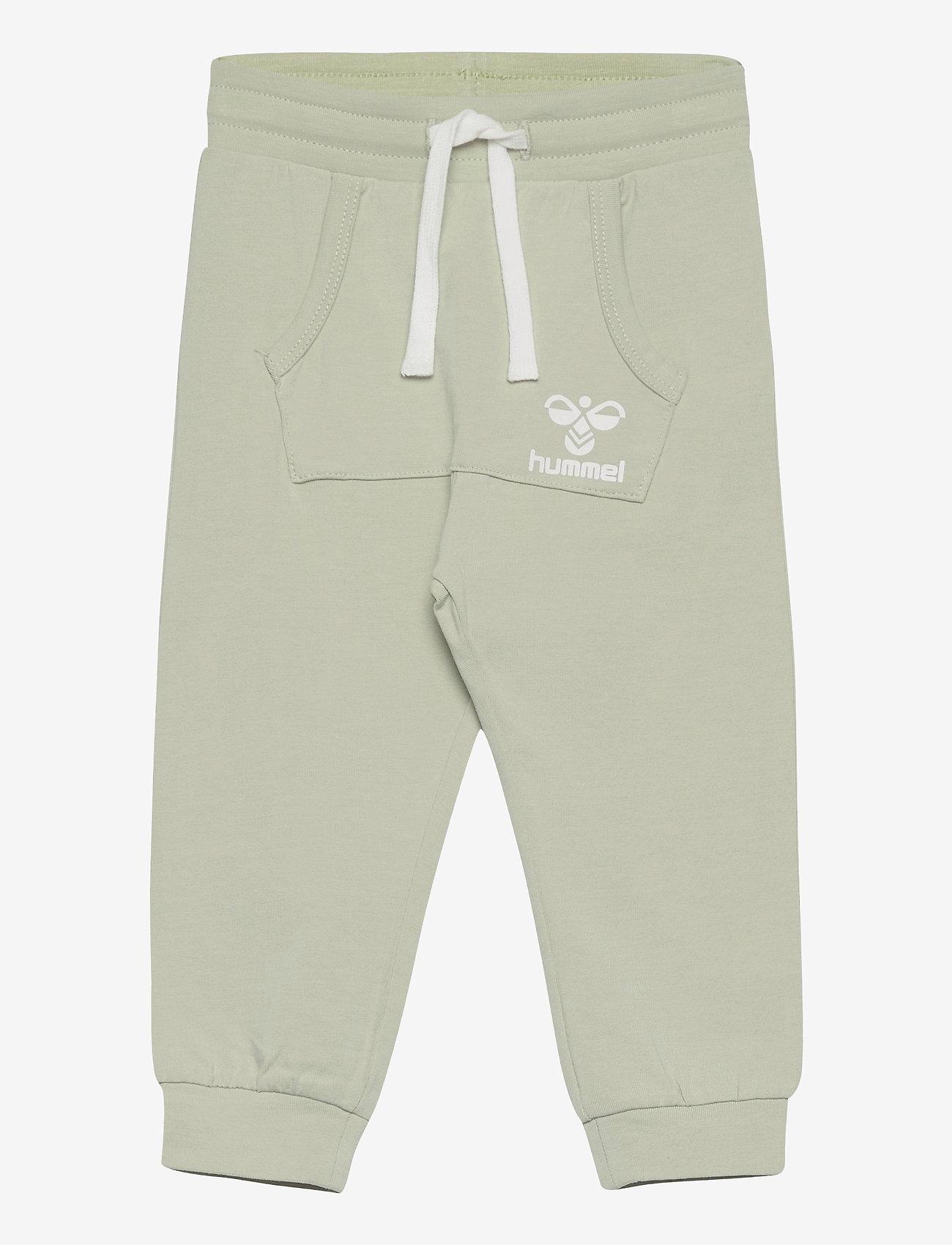 Hummel - hmlFUTTE PANTS - sweatpants - desert sage - 0