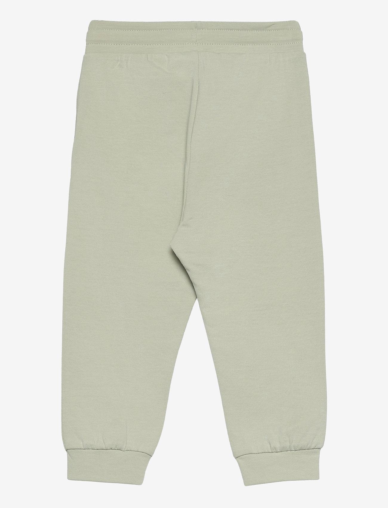 Hummel - hmlFUTTE PANTS - sweatpants - desert sage - 1