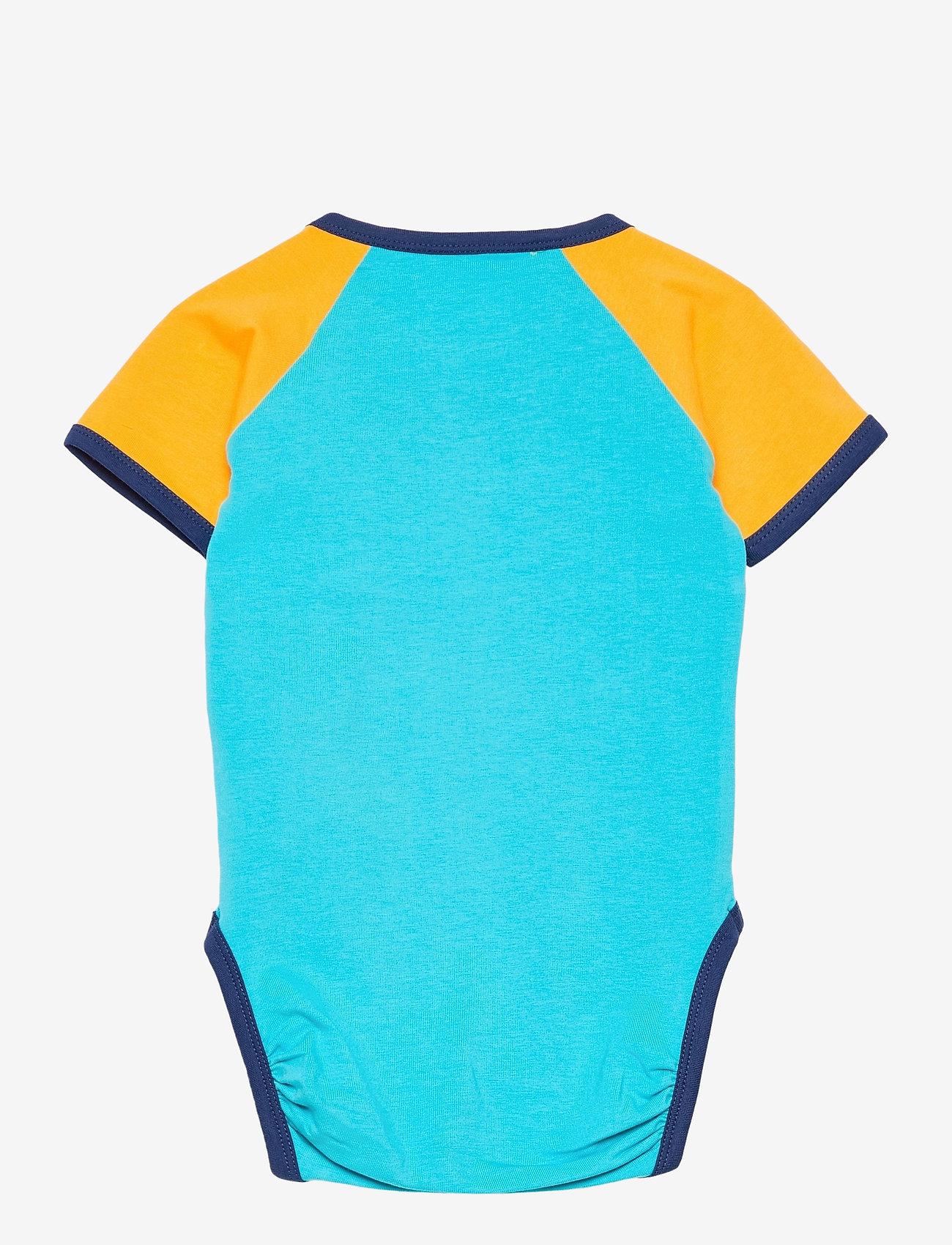 Hummel - hmlANTON BODY S/S - kurzärmelige - scuba blue - 1