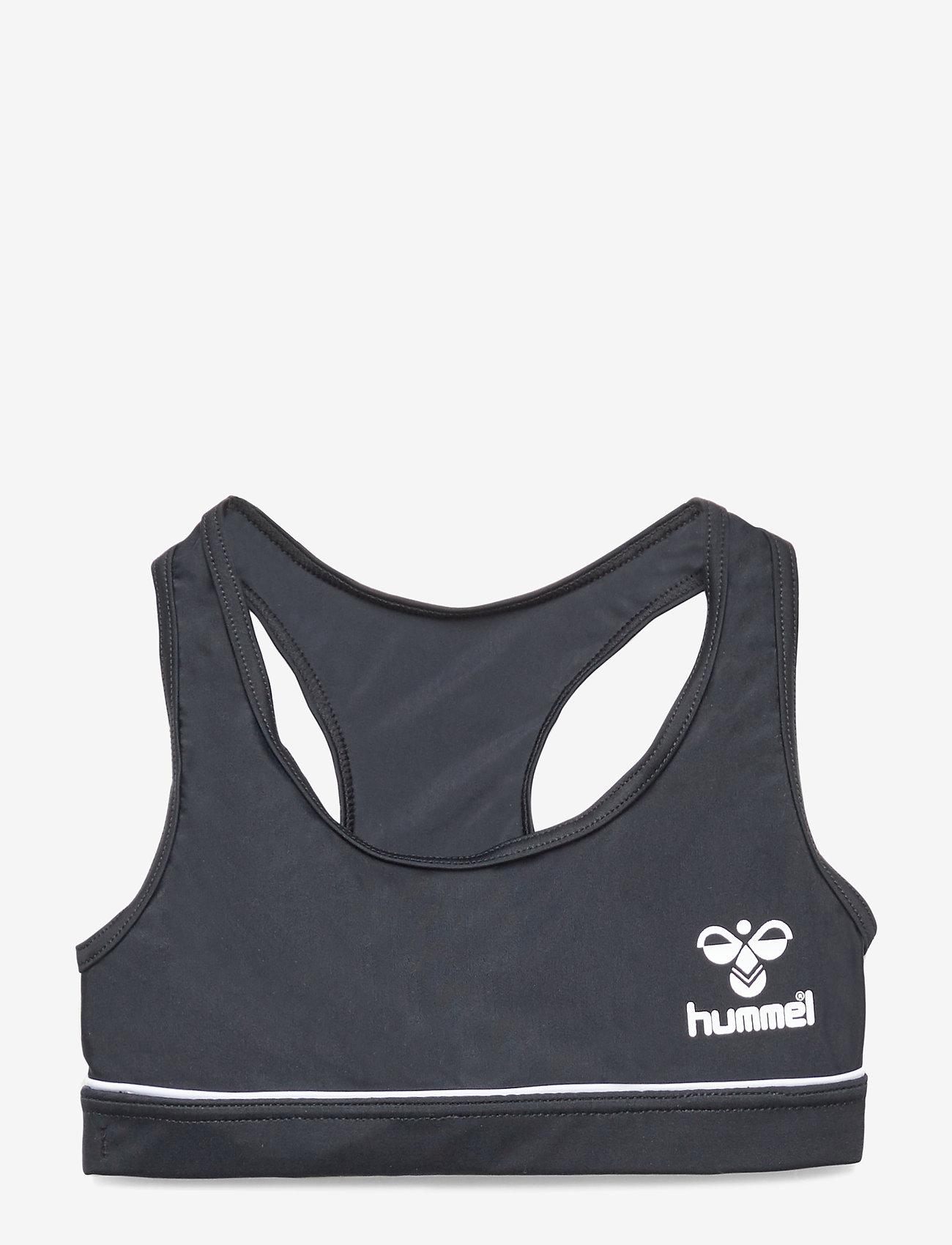 Hummel - MEDINE BIKINI TOP - bikinis - black